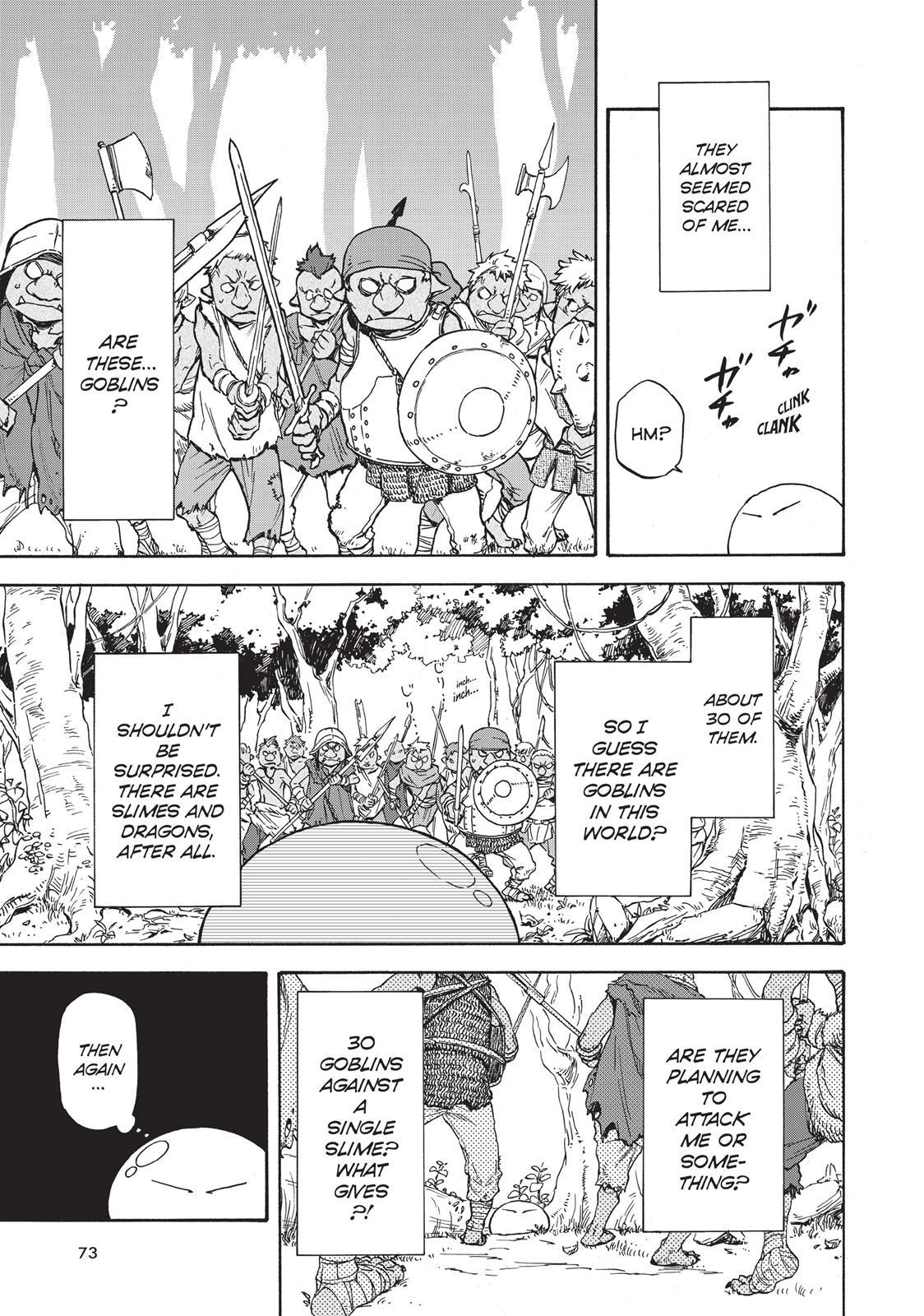 Tensei shitara Slime Datta Ken, Chapter 2 image 020
