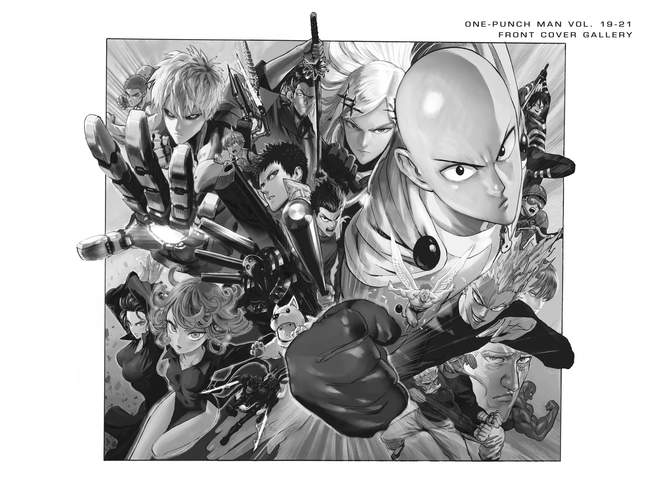 One-Punch Man, Chapter 101 image 050