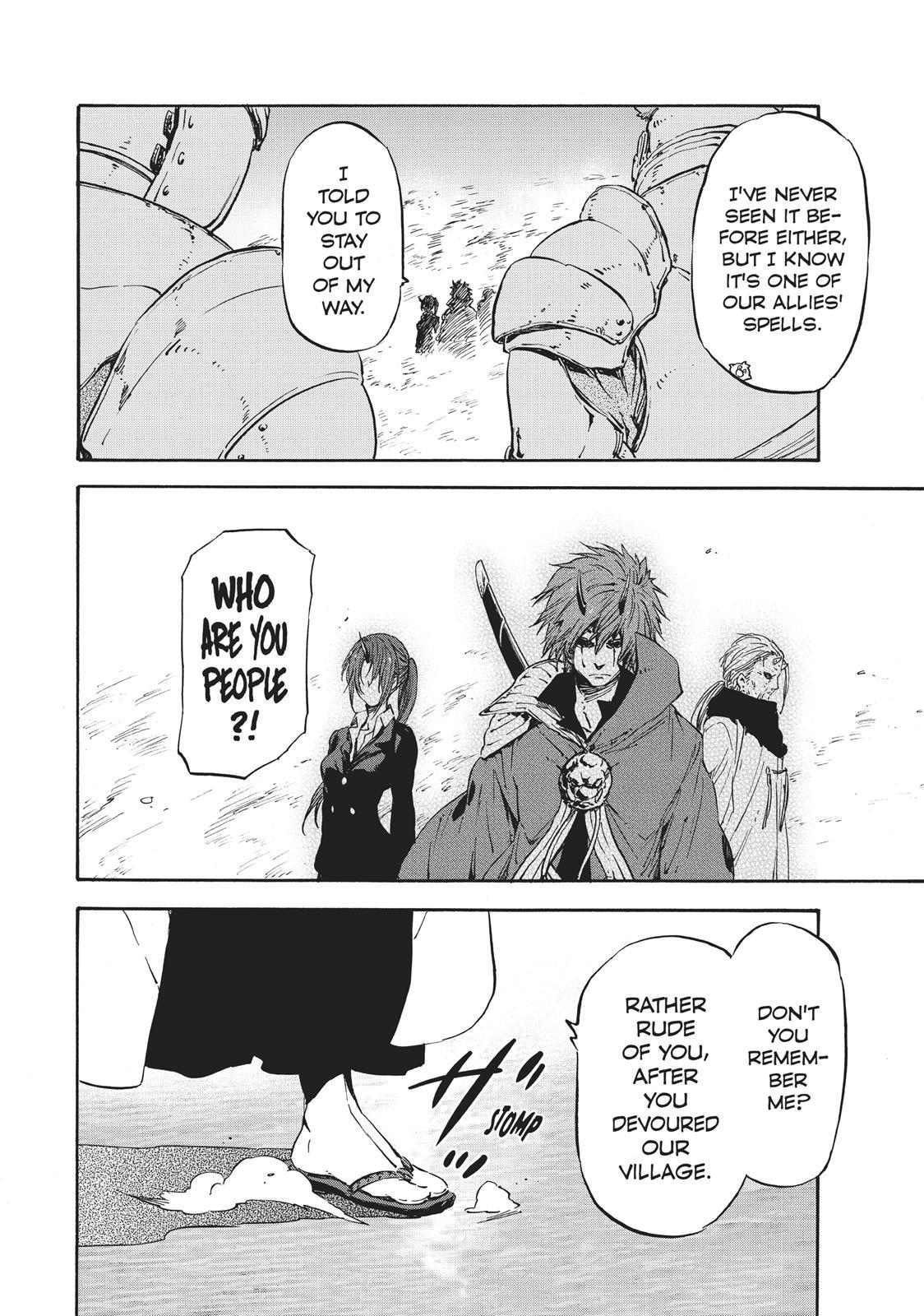 Tensei shitara Slime Datta Ken, Chapter 21 image 026
