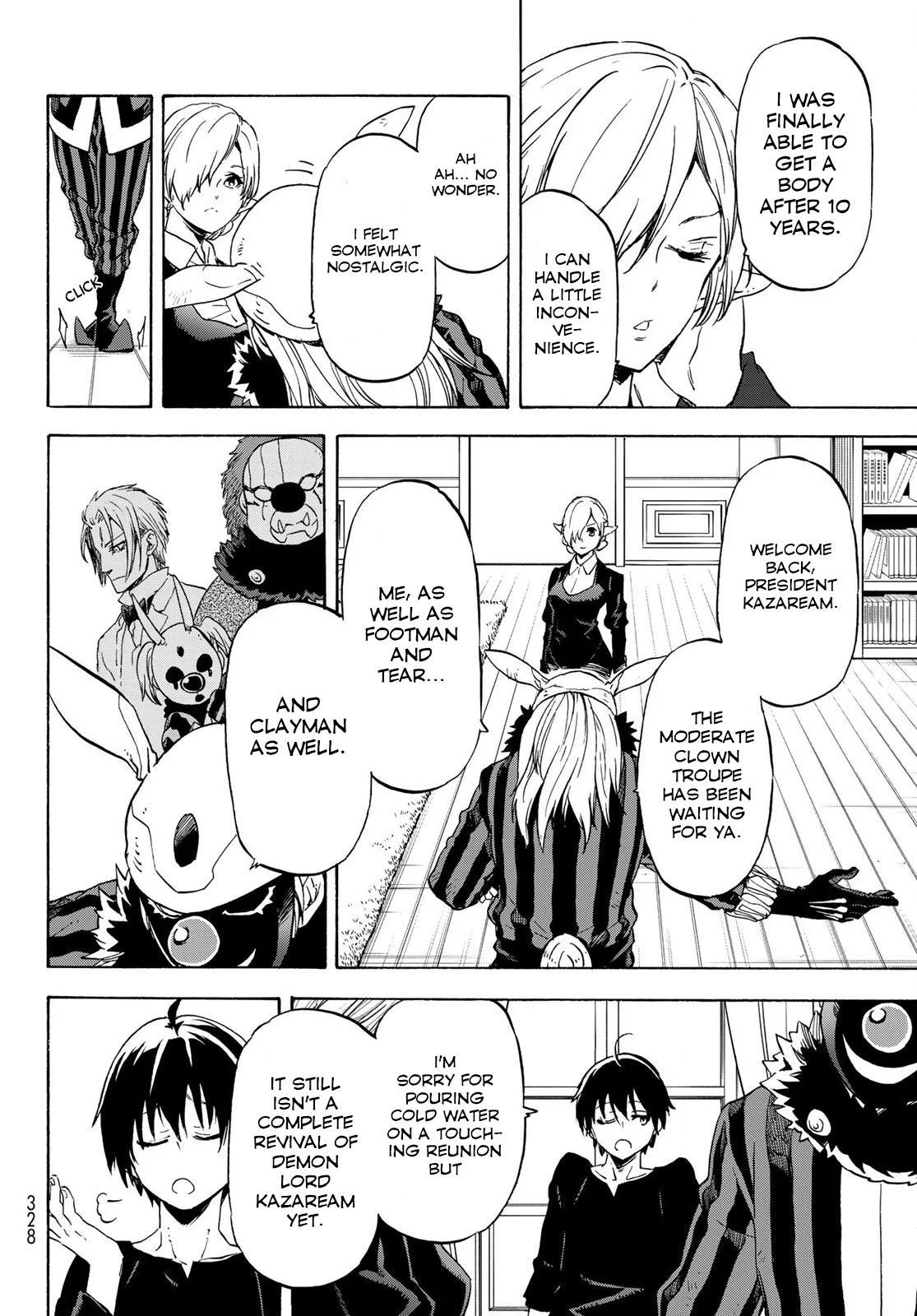 Tensei shitara Slime Datta Ken, Chapter 73 image 014