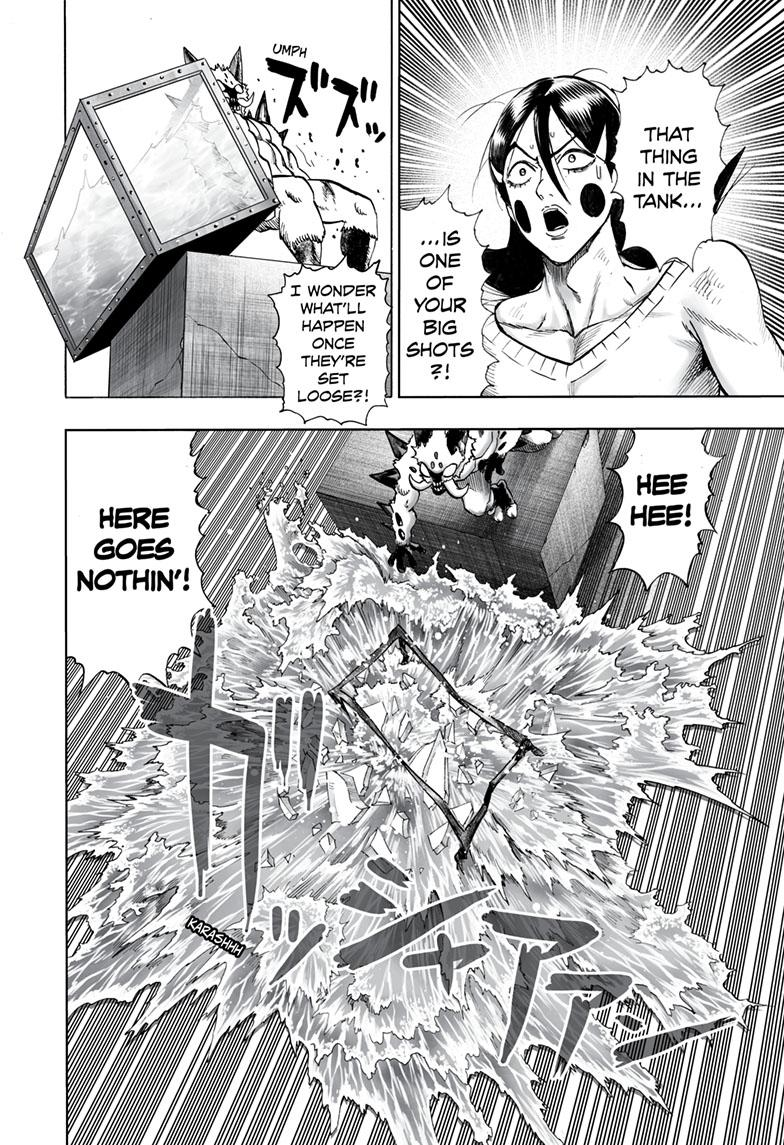 One-Punch Man, Chapter 112 image 014