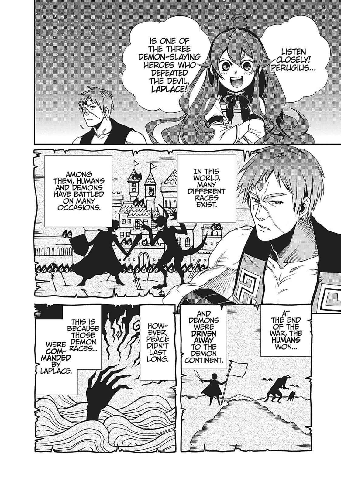 Mushoku Tensei, Chapter 18 image 022