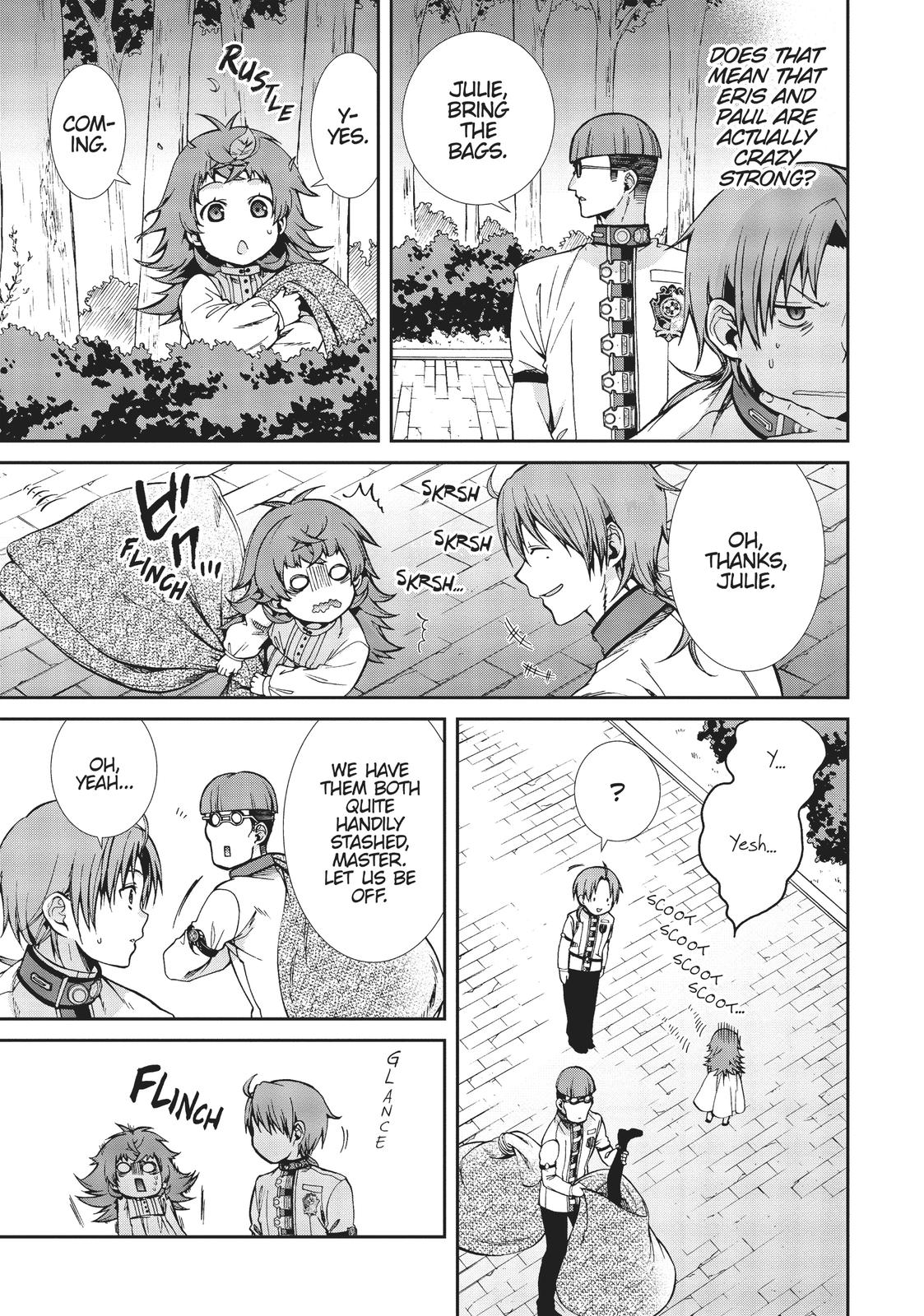 Mushoku Tensei, Chapter 60 image 029