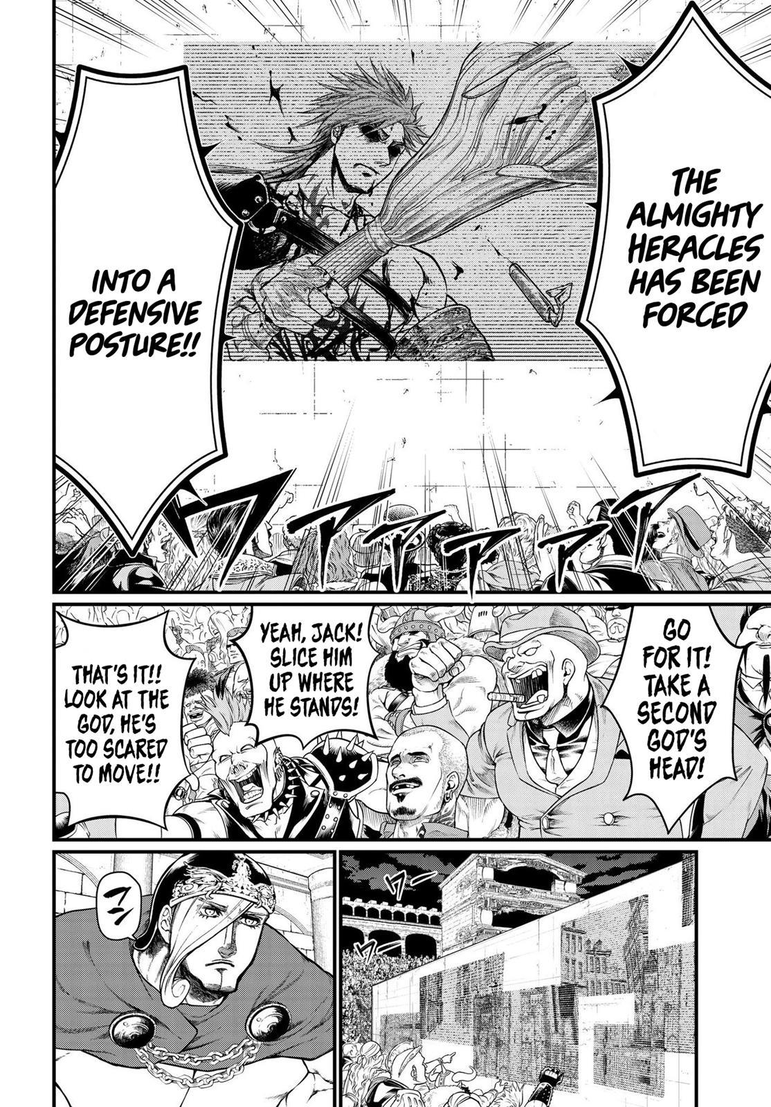 Shuumatsu no Valkyrie, Chapter 22 image 012
