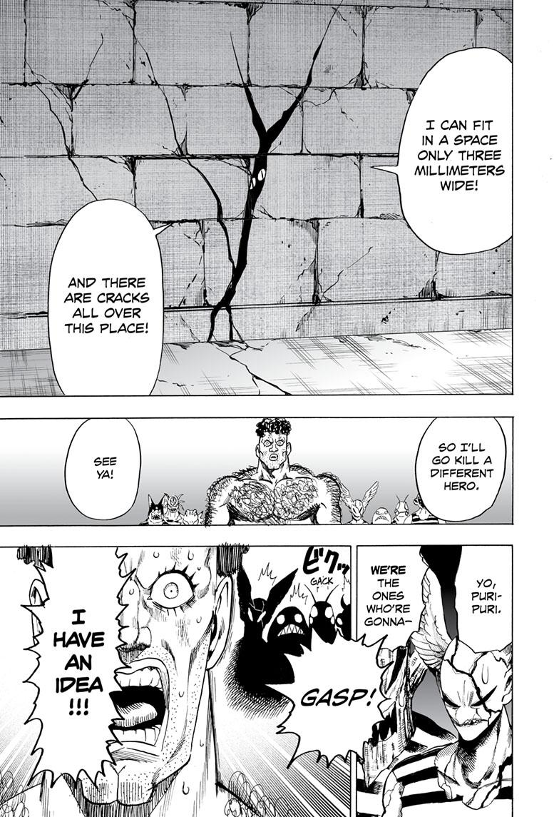 One-Punch Man, Chapter 103 image 034