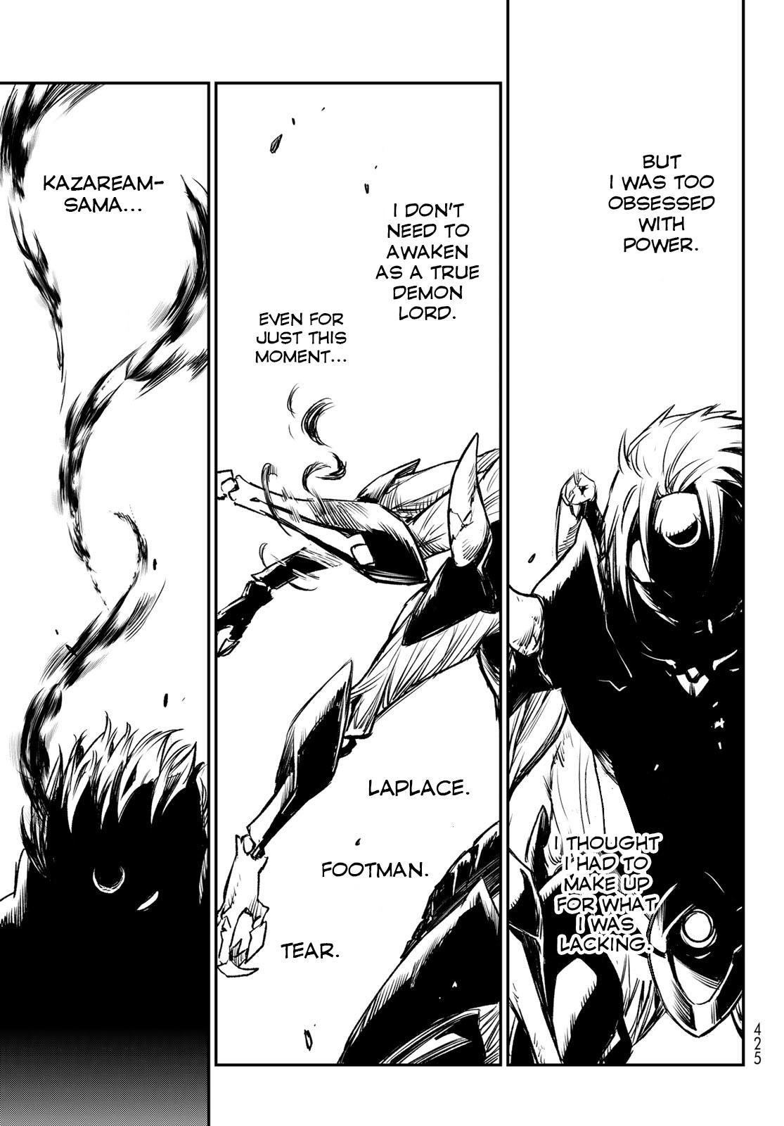 Tensei shitara Slime Datta Ken, Chapter 84 image 039