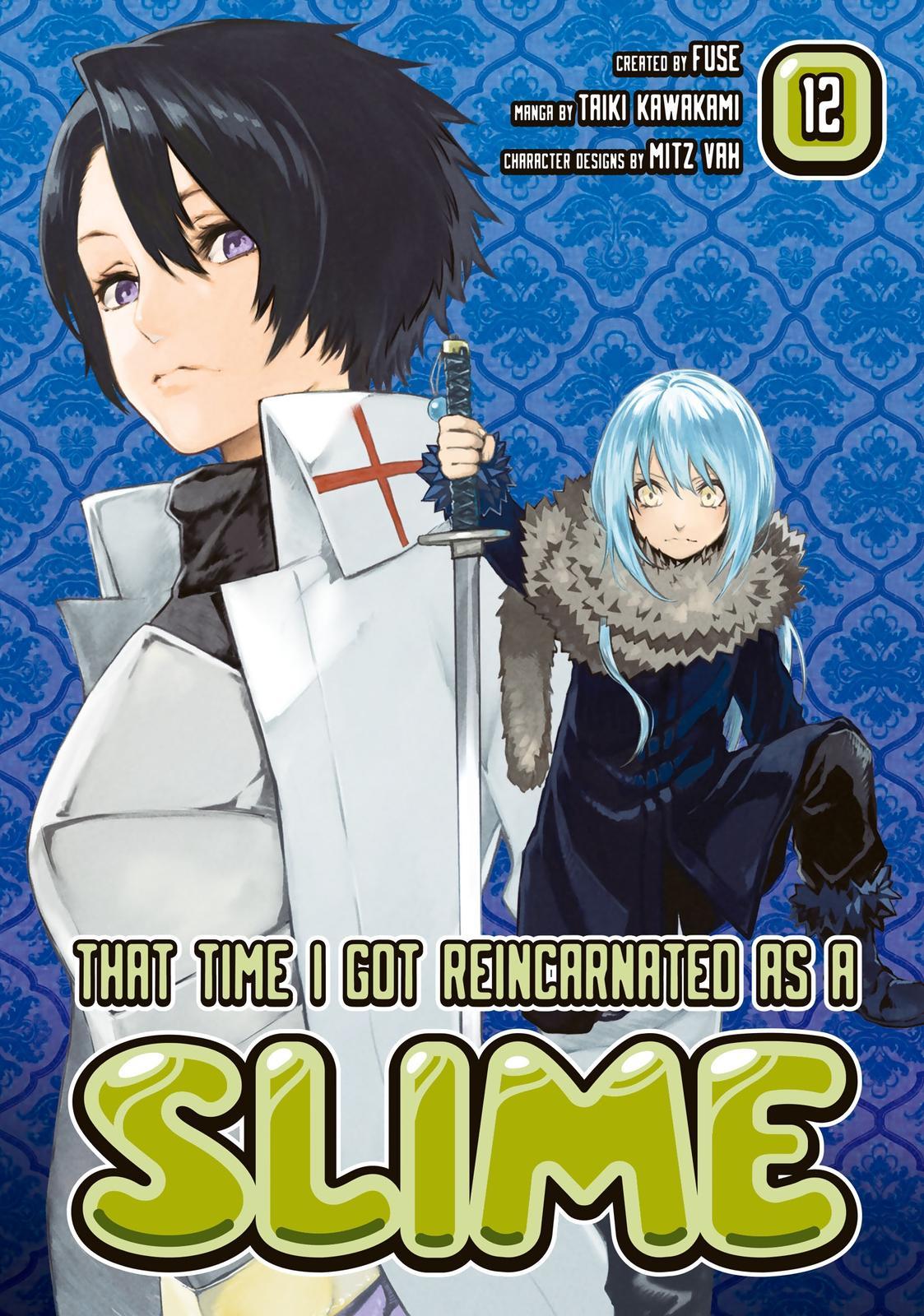 Tensei shitara Slime Datta Ken, Chapter 53 image 001