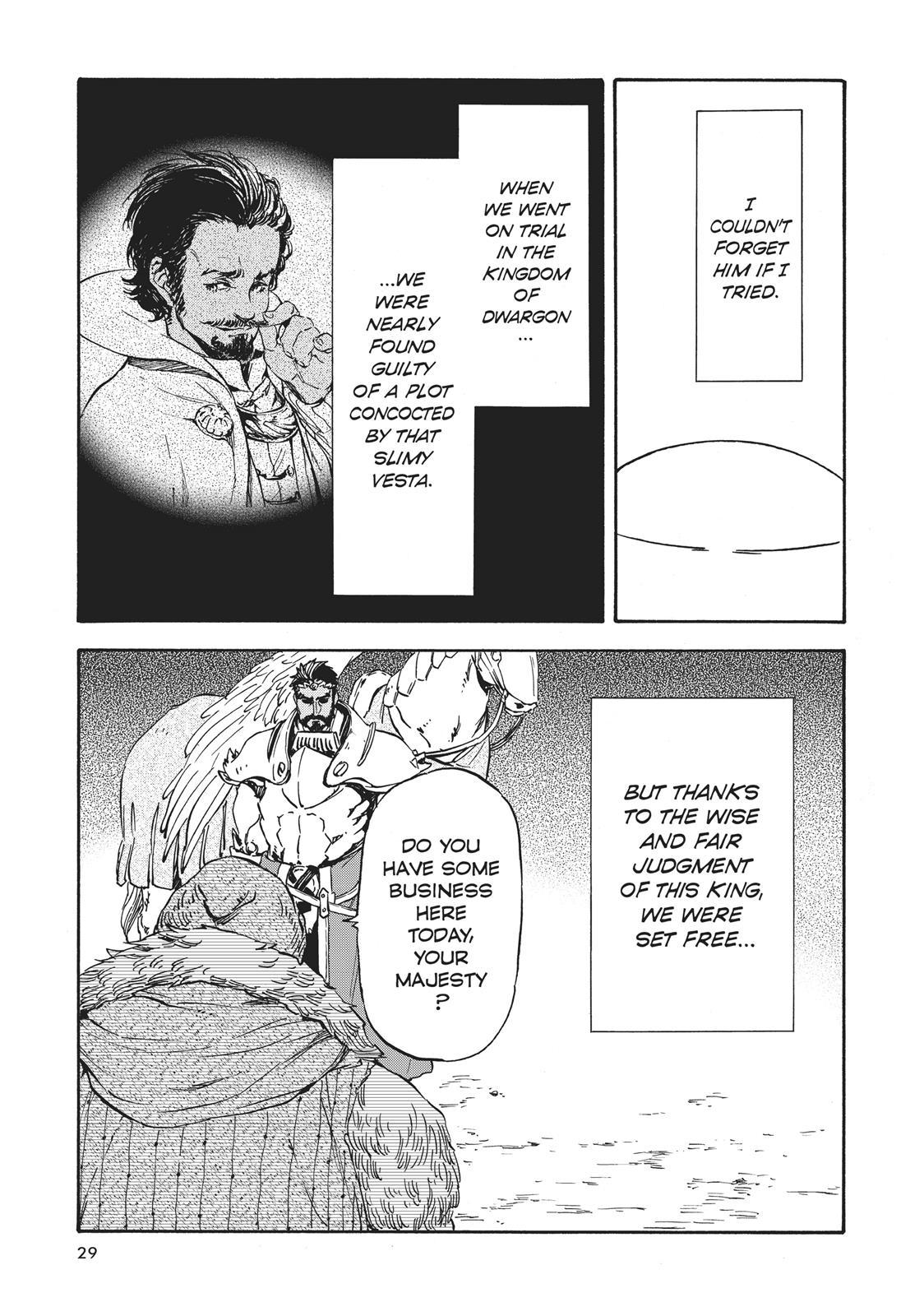 Tensei shitara Slime Datta Ken, Chapter 28 image 028