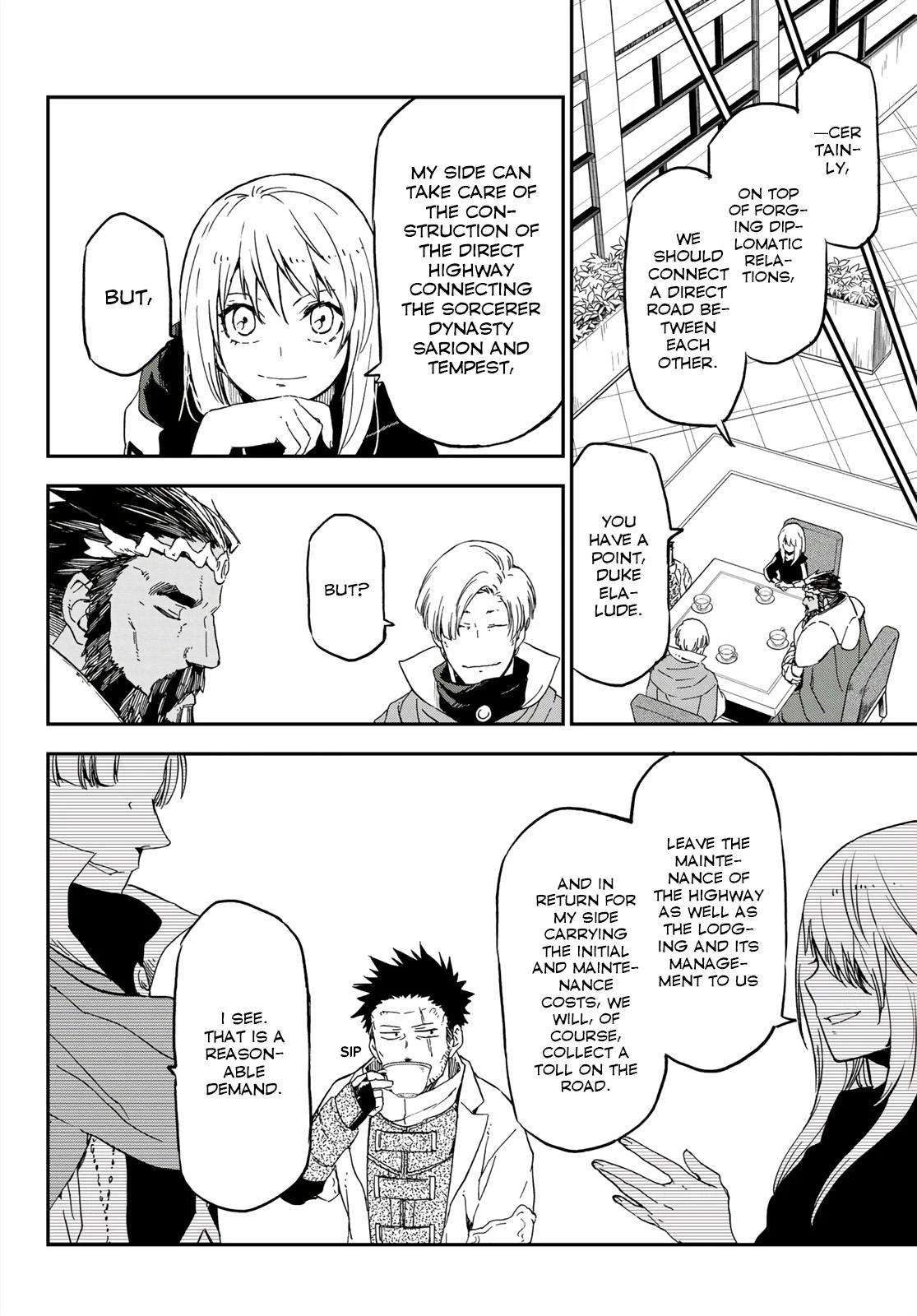 Tensei shitara Slime Datta Ken, Chapter 75 image 012