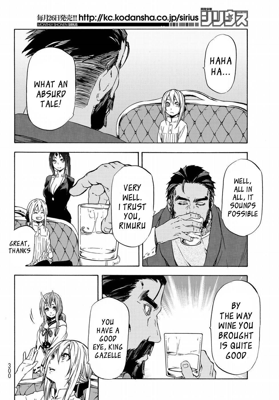 Tensei shitara Slime Datta Ken, Chapter 41 image 025