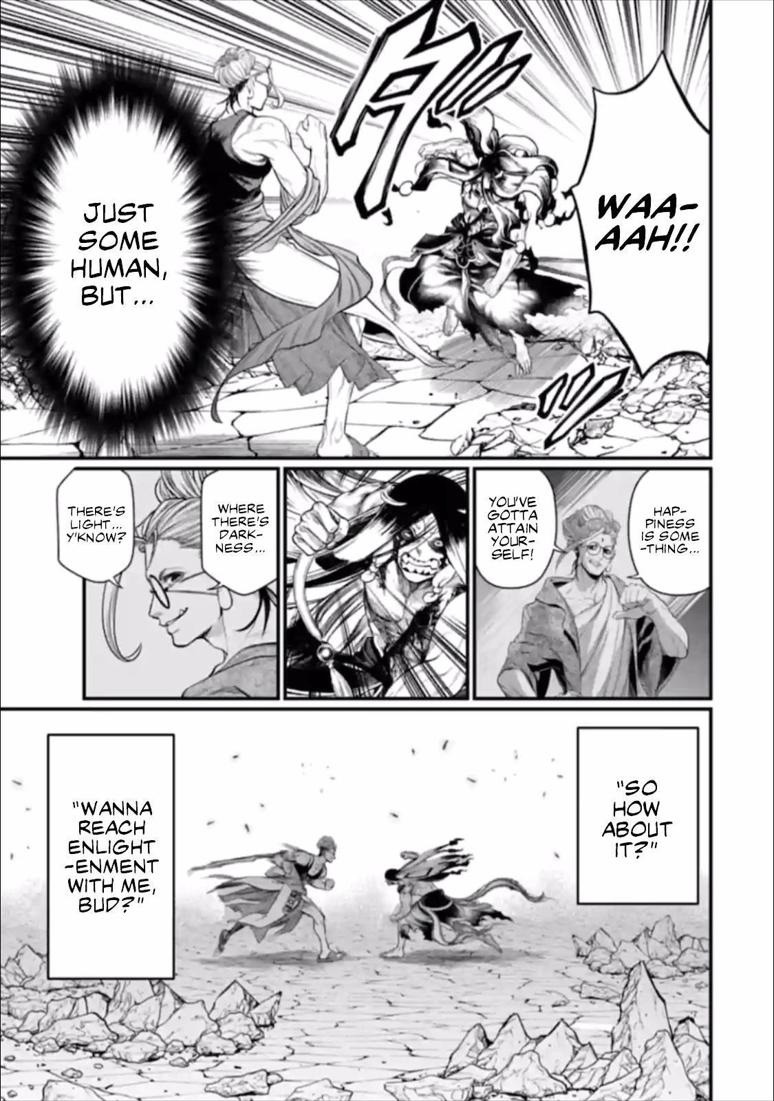 Shuumatsu no Valkyrie, Chapter 48 image 0048-034