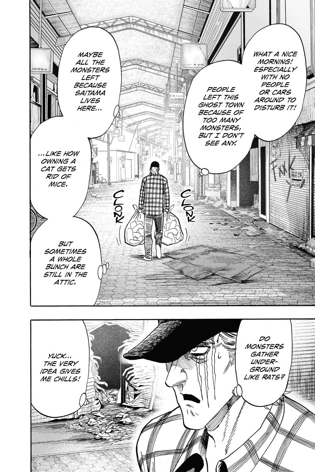 One-Punch Man, Chapter 92 image 008