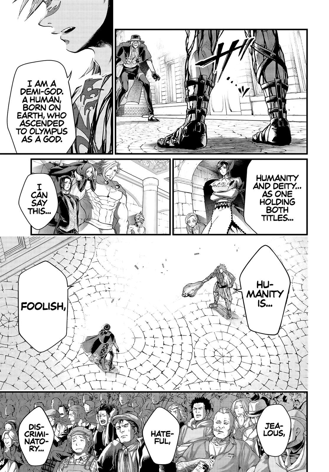 Shuumatsu no Valkyrie, Chapter 27 image 024