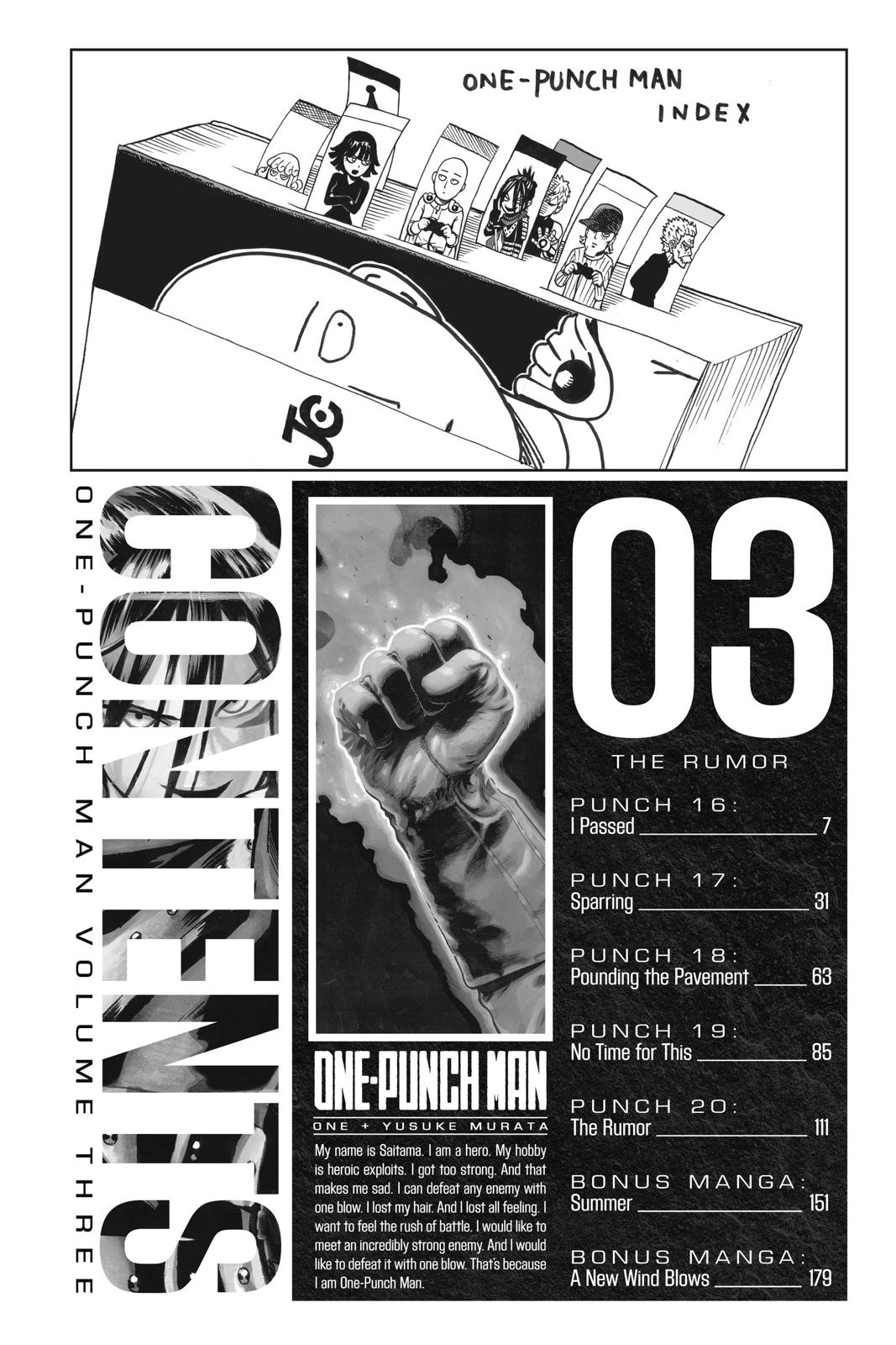 One-Punch Man, Chapter 16 image 006
