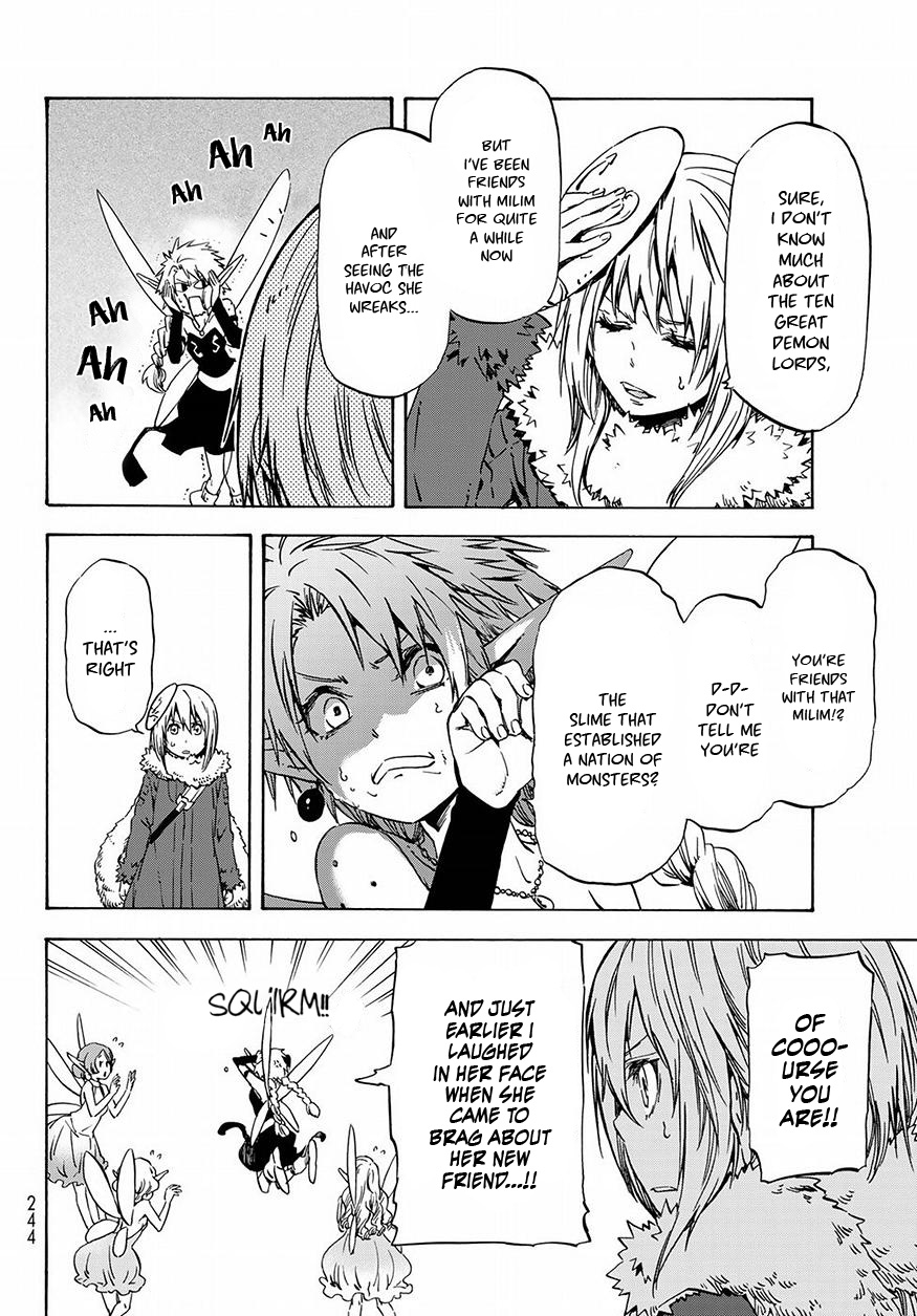 Tensei shitara Slime Datta Ken, Chapter 51 image 011