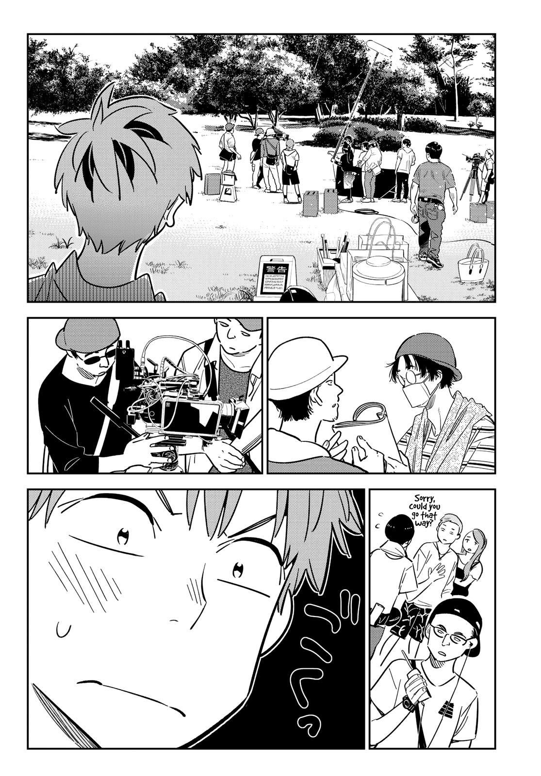 Kanojo Okarishimasu, Chapter 128 image 012