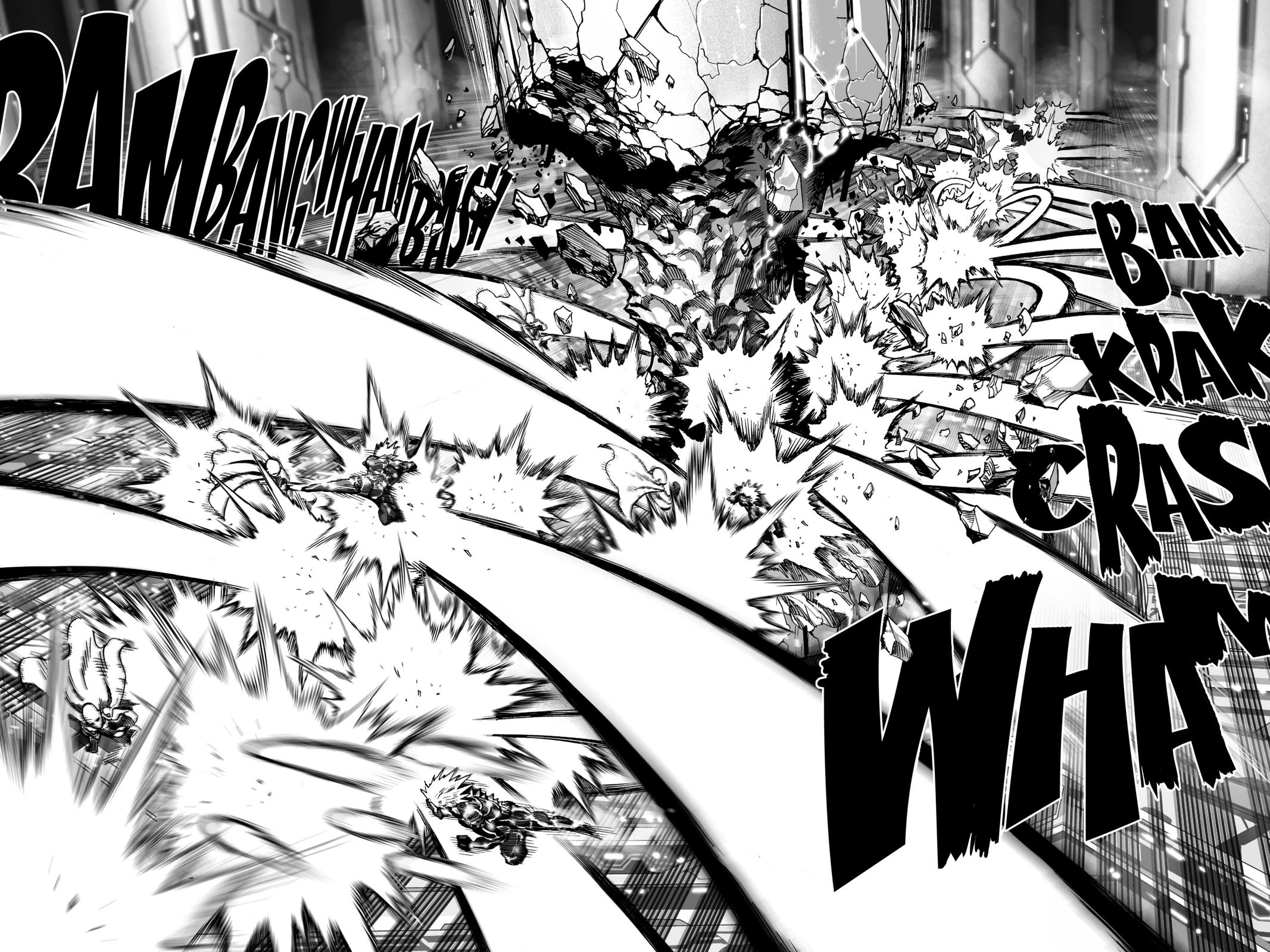 One-Punch Man, Chapter 35 image 027