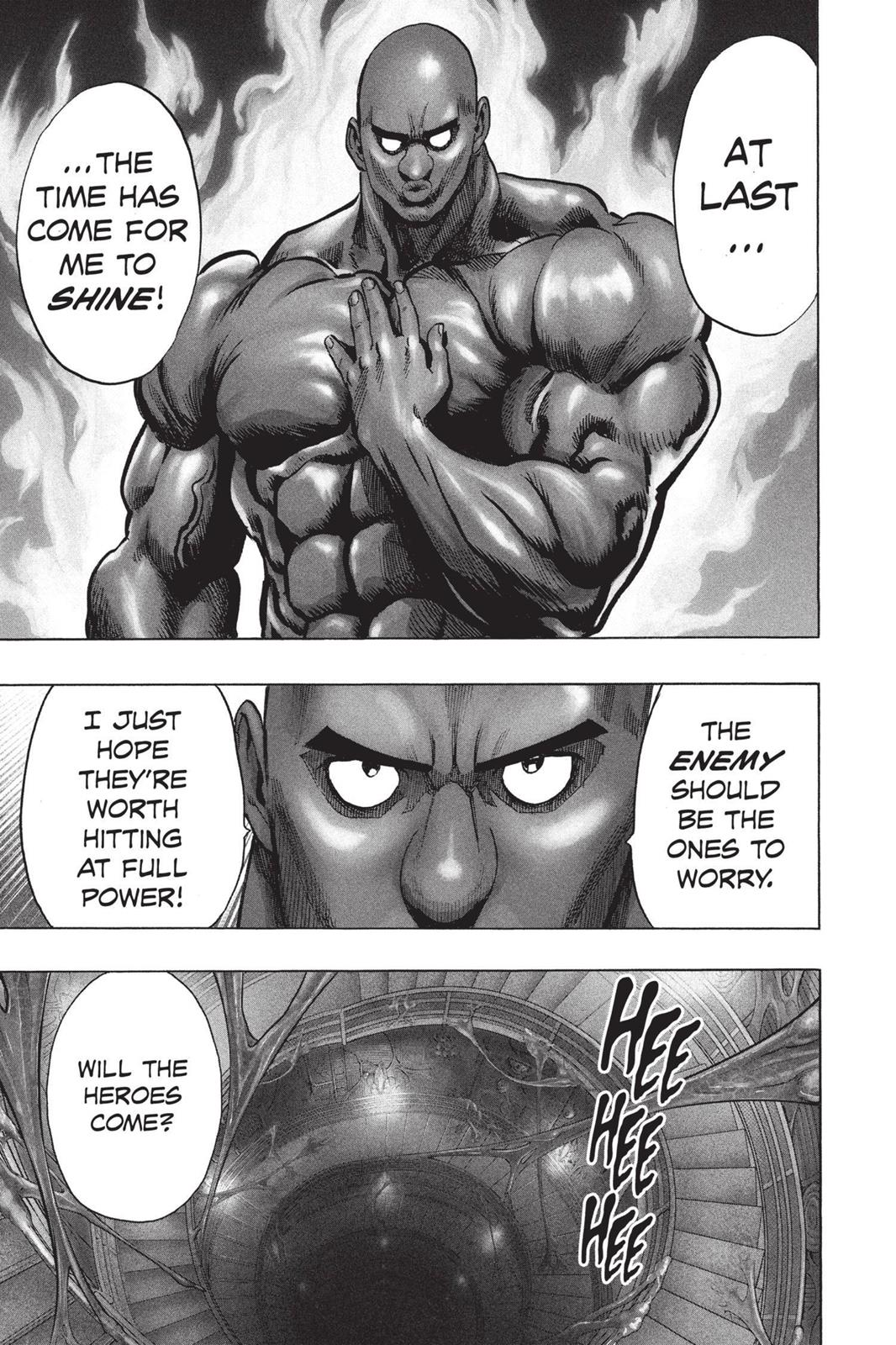 One-Punch Man, Chapter 79 image 027