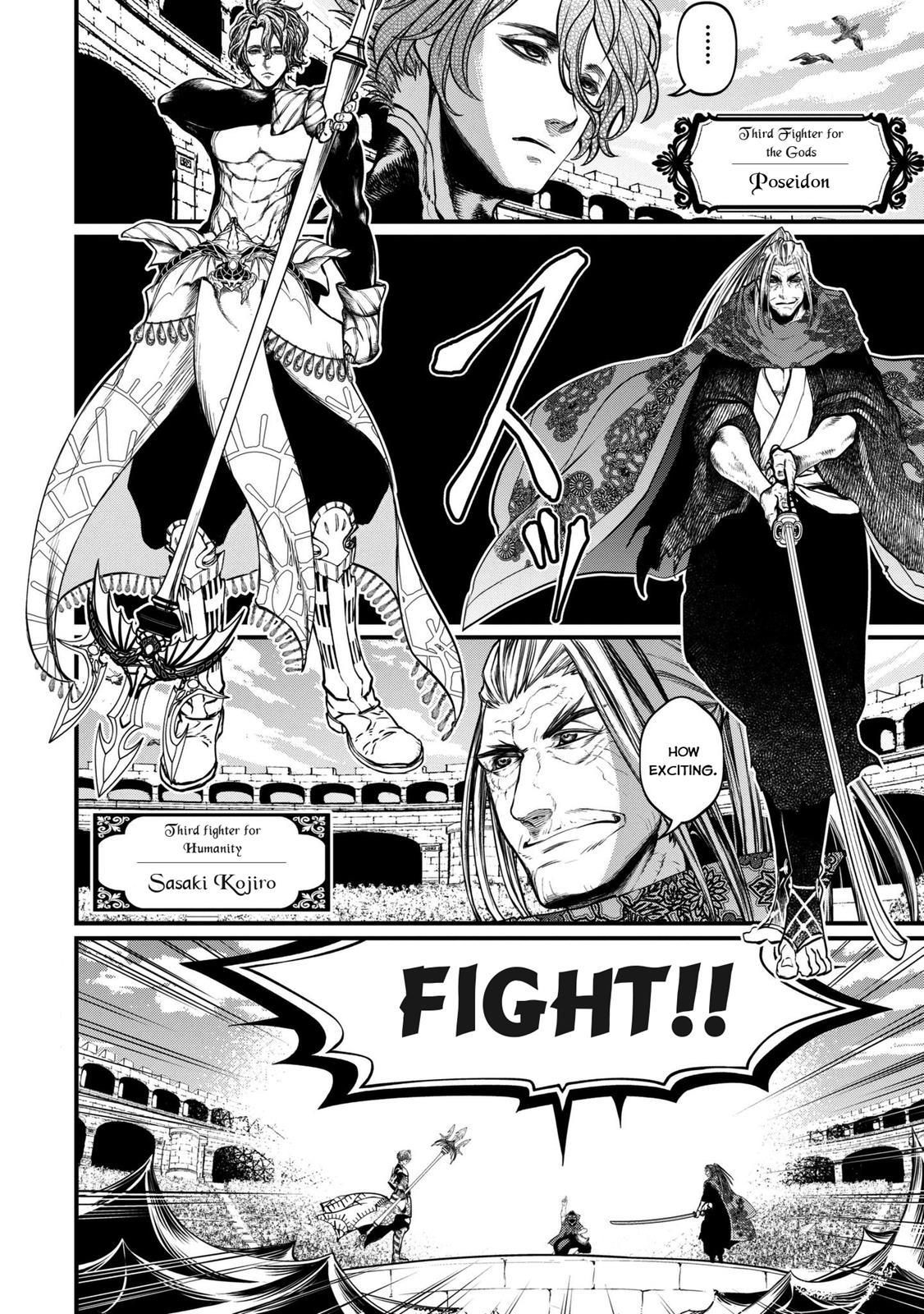 Shuumatsu no Valkyrie, Chapter 14 image 028