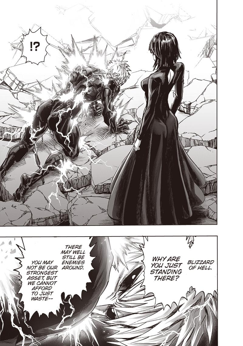 One-Punch Man, Chapter 142 image 008