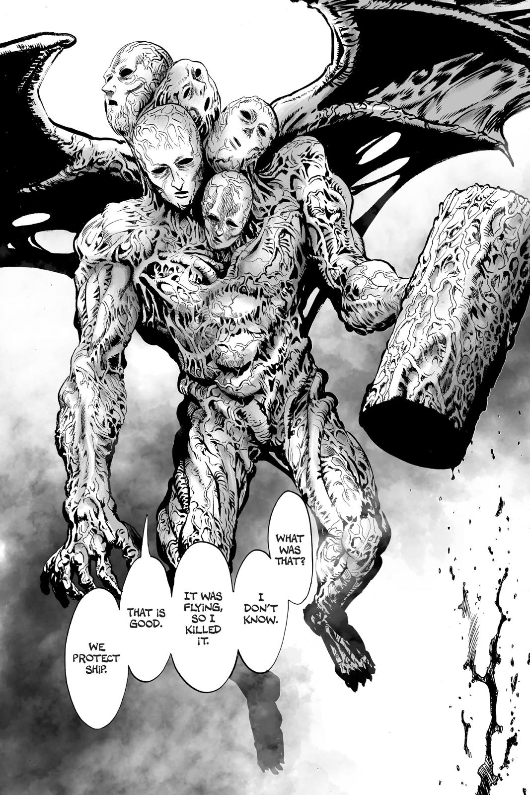 One-Punch Man, Chapter 32 image 005