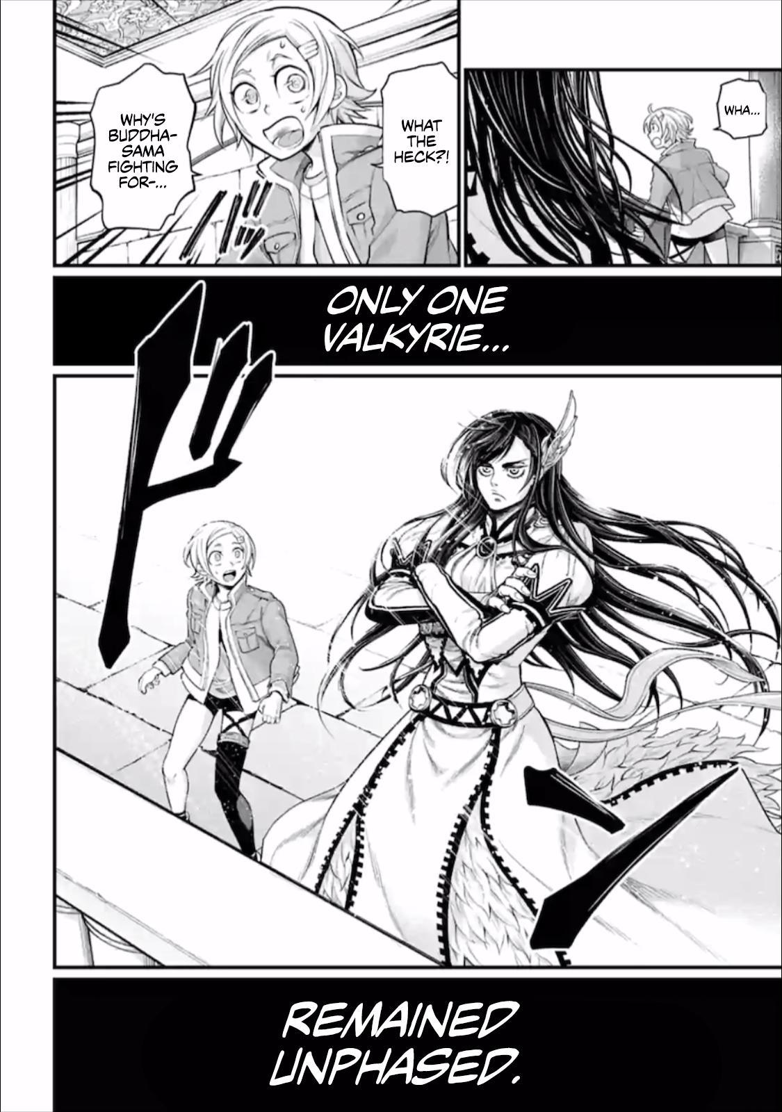 Shuumatsu no Valkyrie, Chapter 44 image 009