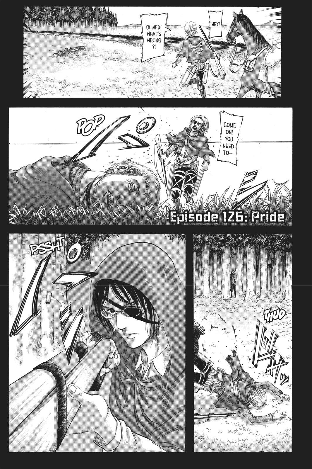 Attack On Titan, Episode 126 image 001