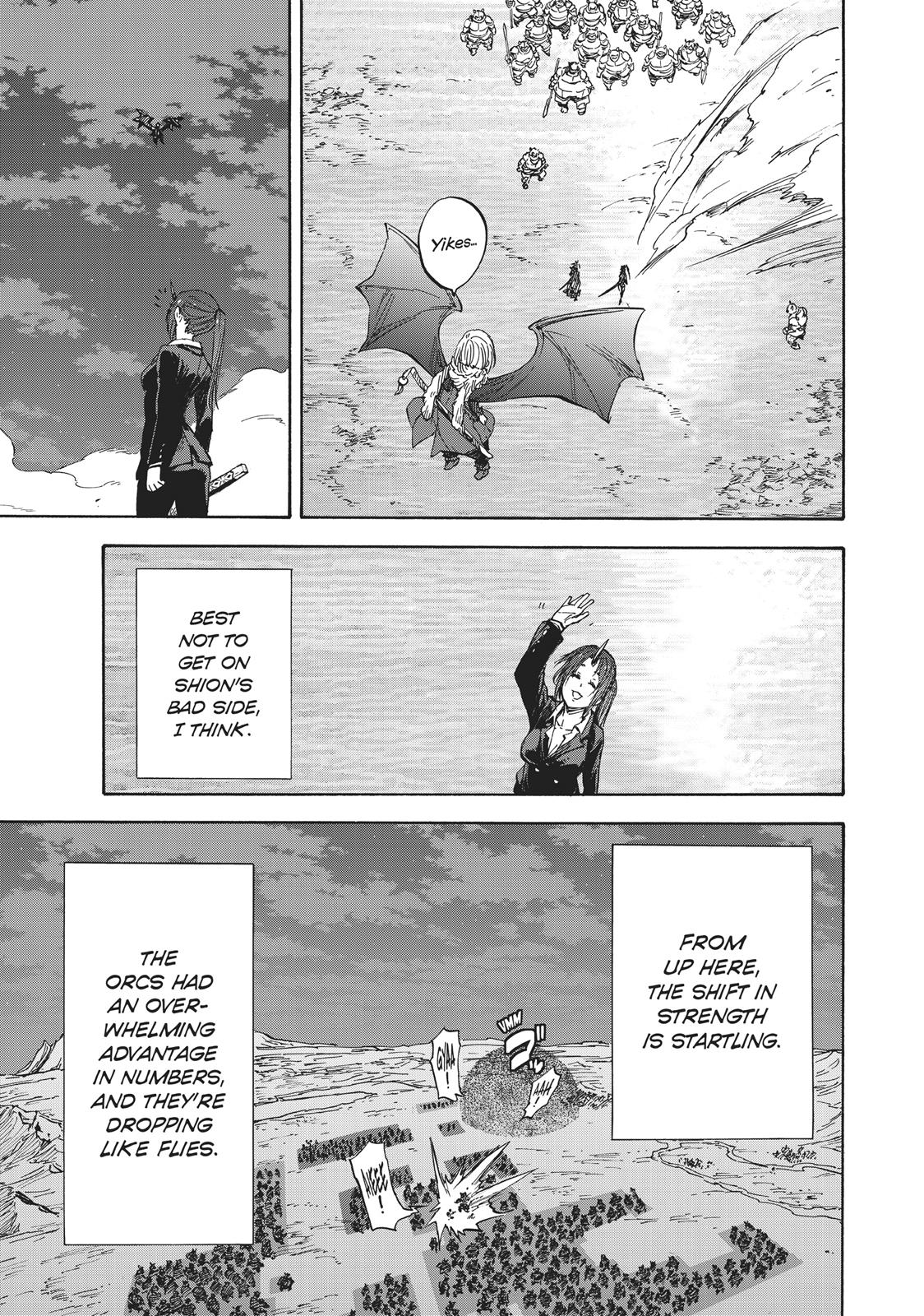 Tensei shitara Slime Datta Ken, Chapter 22 image 020