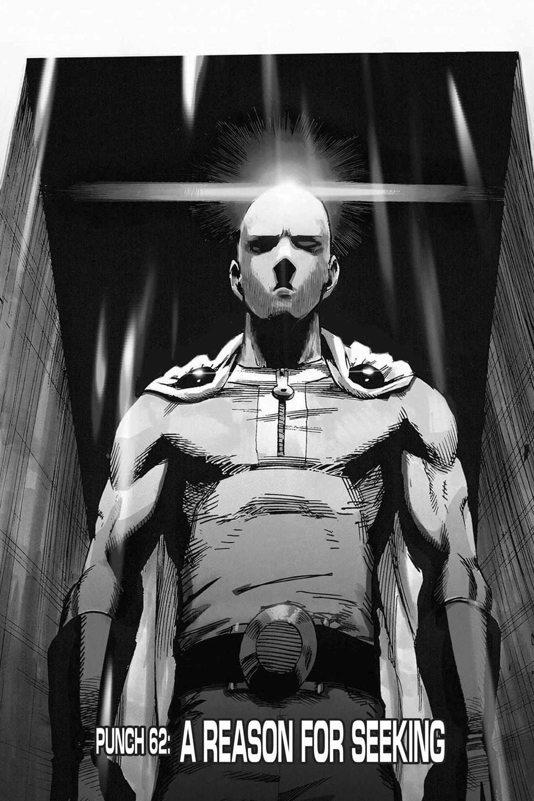 One-Punch Man, Chapter 62 image 007
