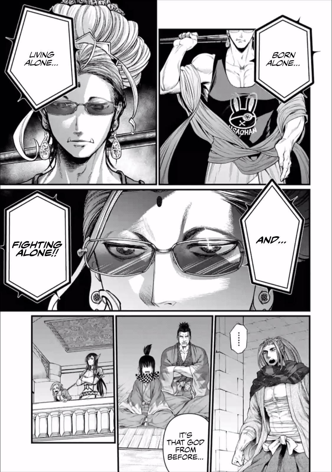 Shuumatsu no Valkyrie, Chapter 43 image 030