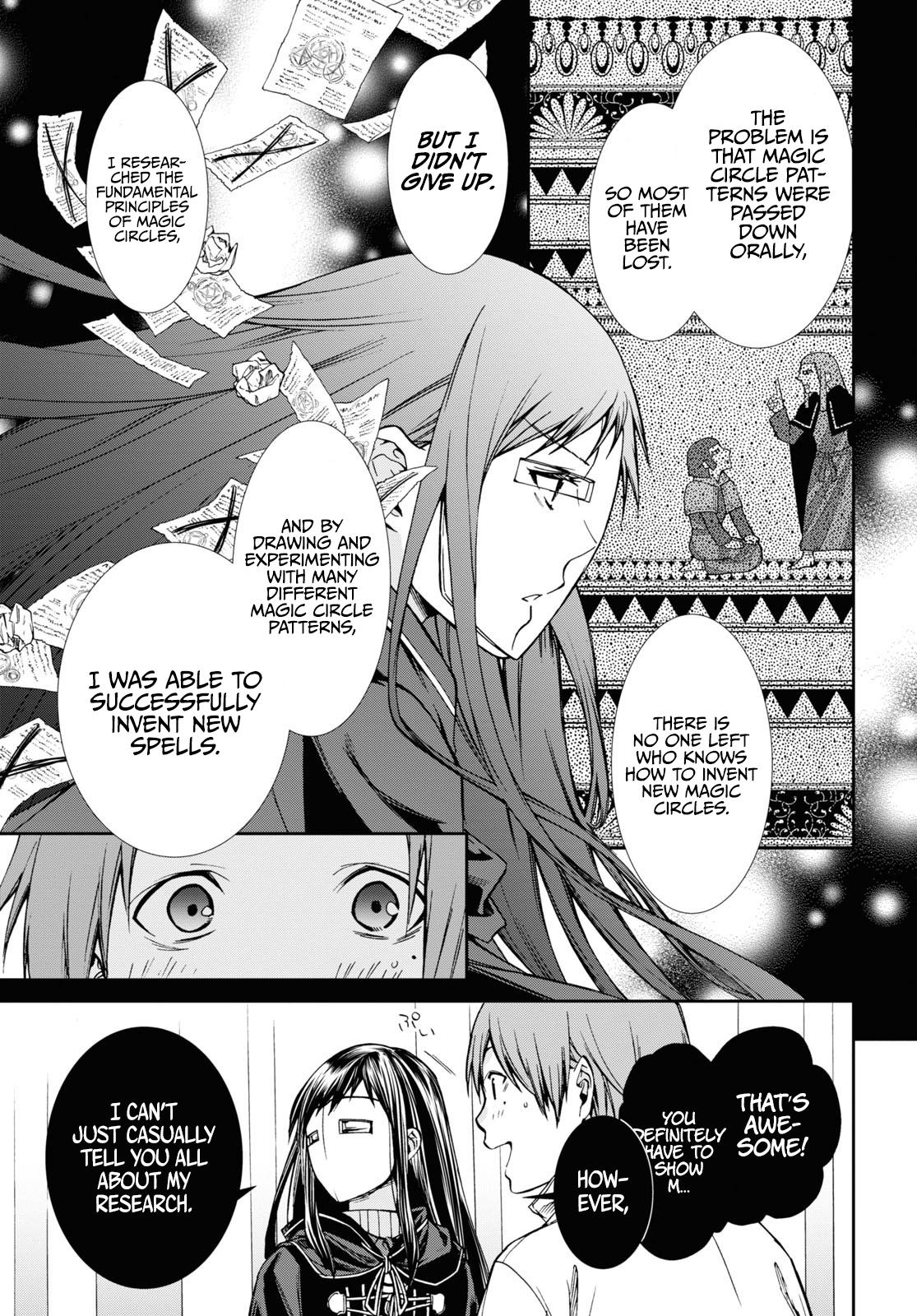 Mushoku Tensei, Chapter 69 image 020