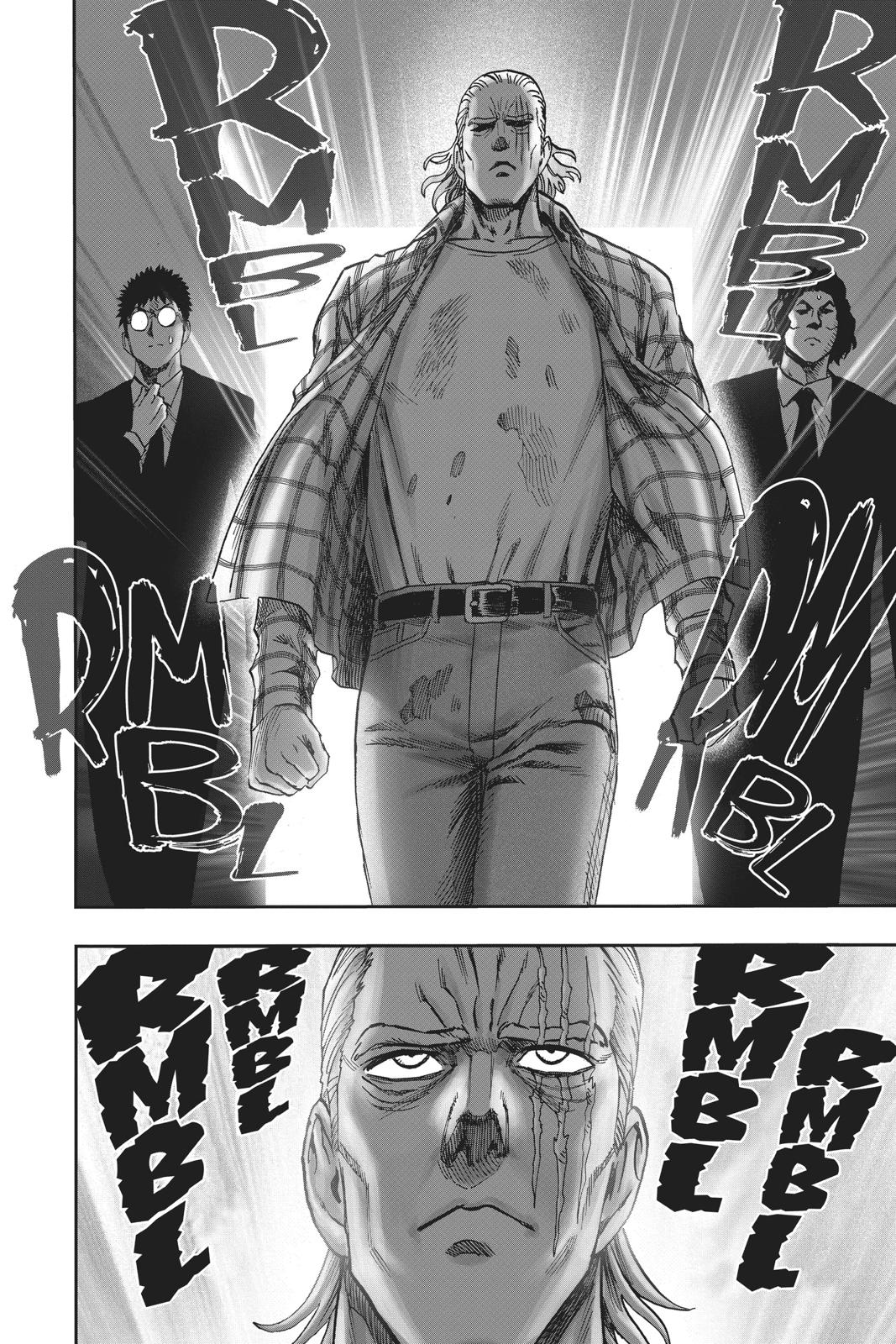 One-Punch Man, Chapter 95 image 032