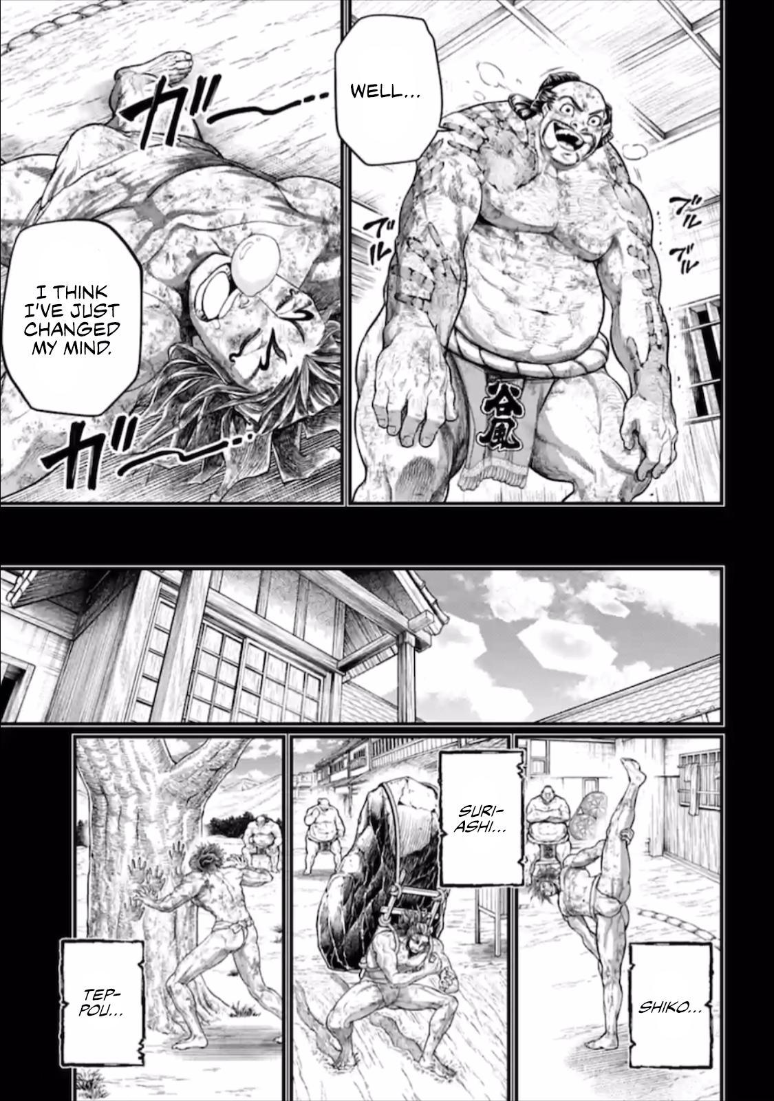 Shuumatsu no Valkyrie, Chapter 39 image 034