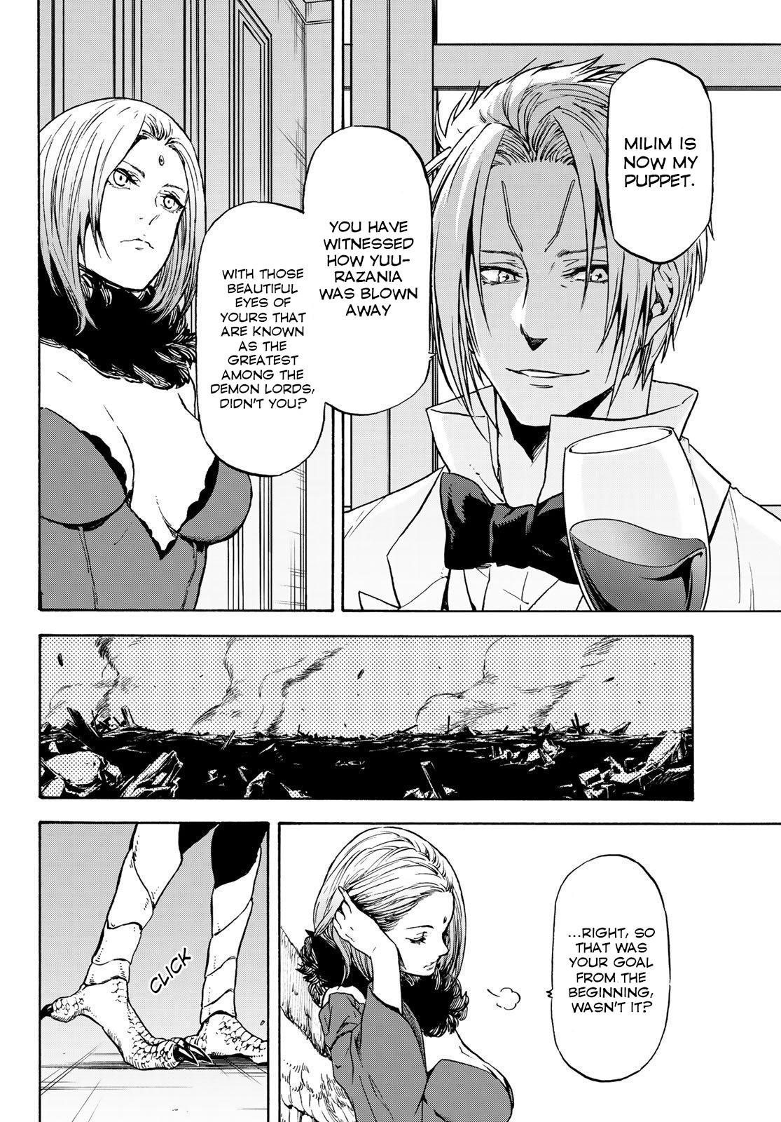Tensei shitara Slime Datta Ken, Chapter 72 image 028