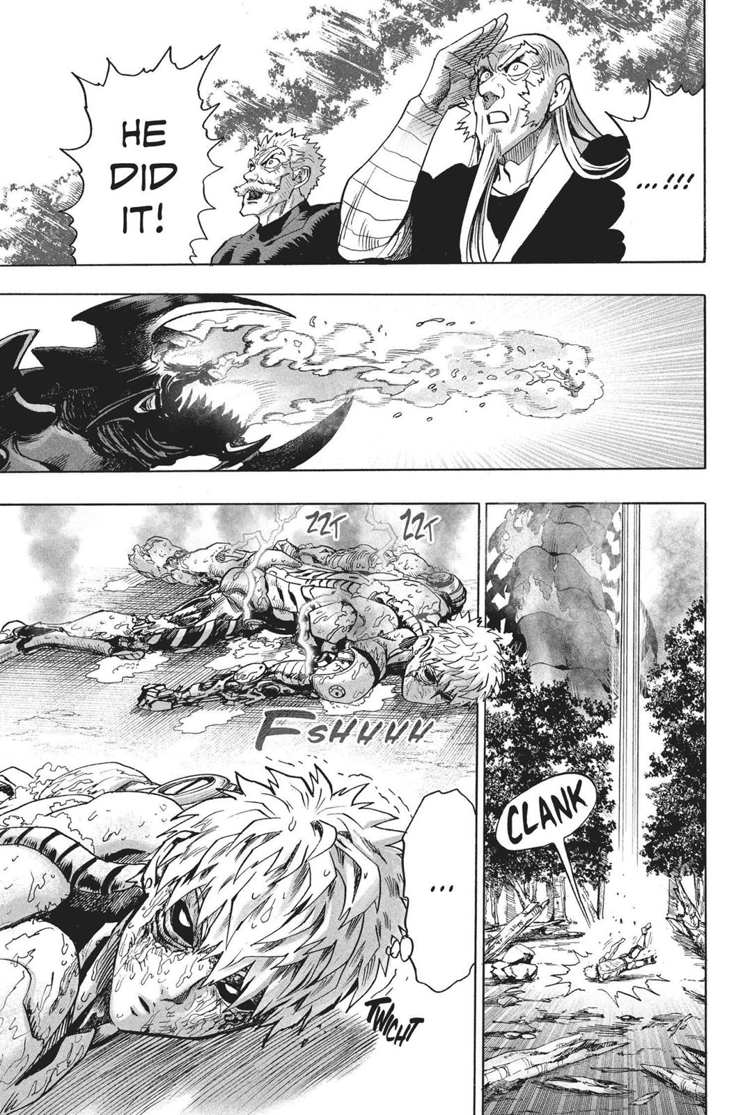 One-Punch Man, Chapter 85 image 088
