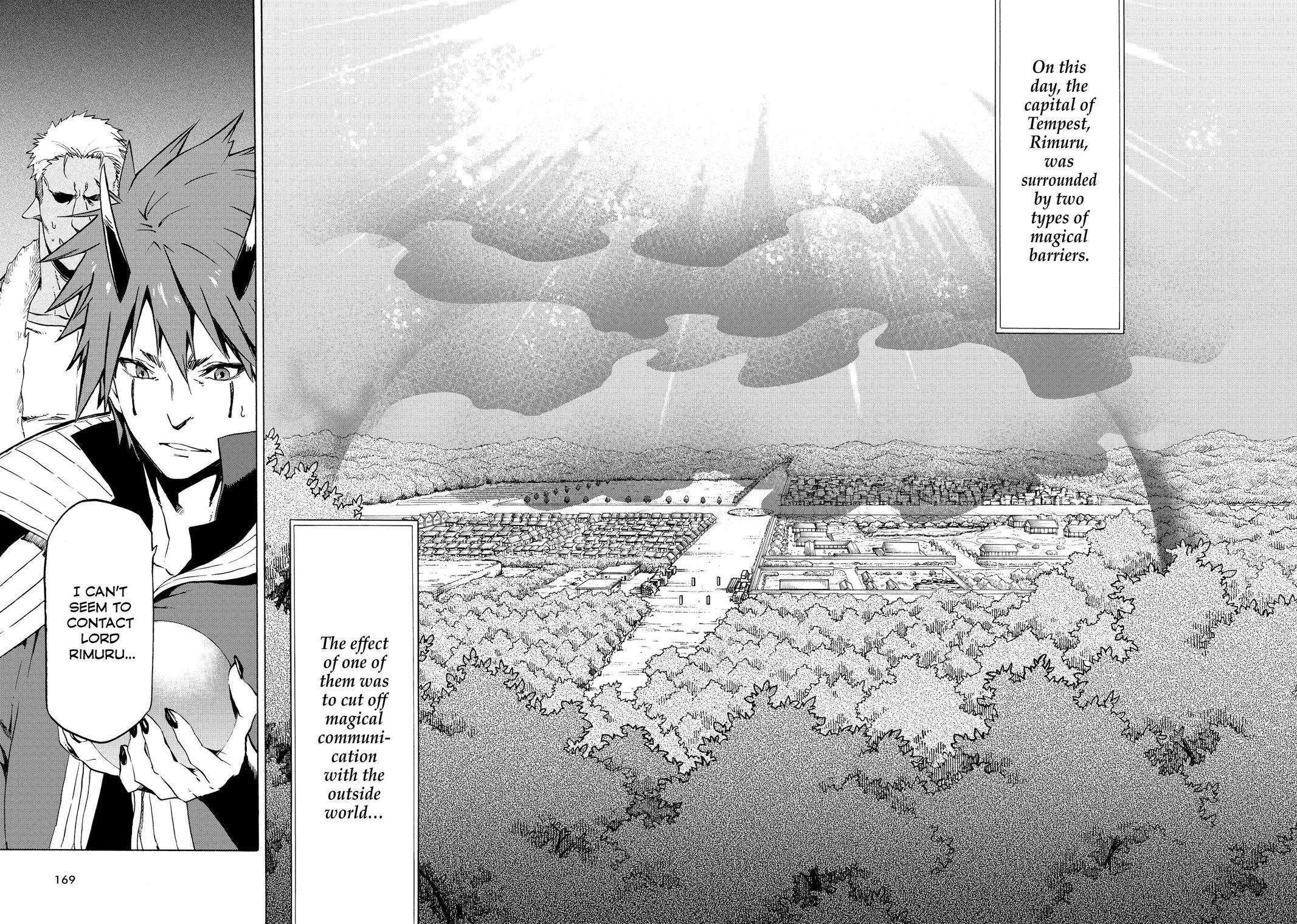 Tensei shitara Slime Datta Ken, Chapter 58 image 030