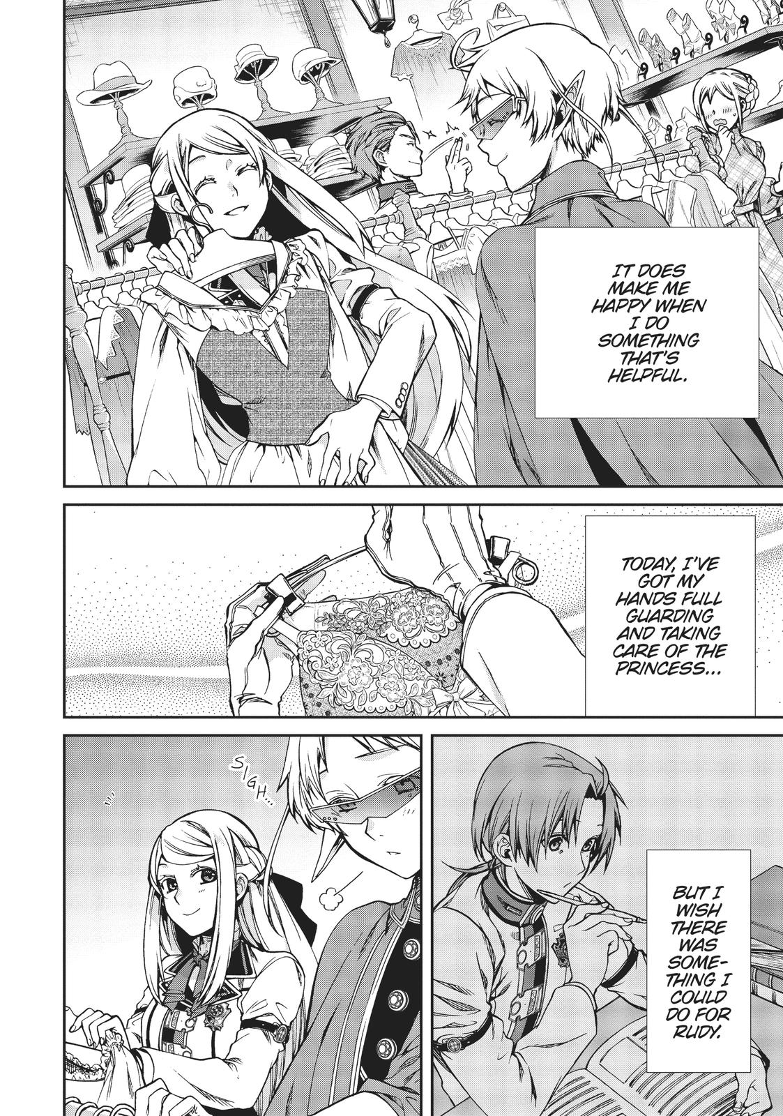 Mushoku Tensei, Chapter 57 image 018