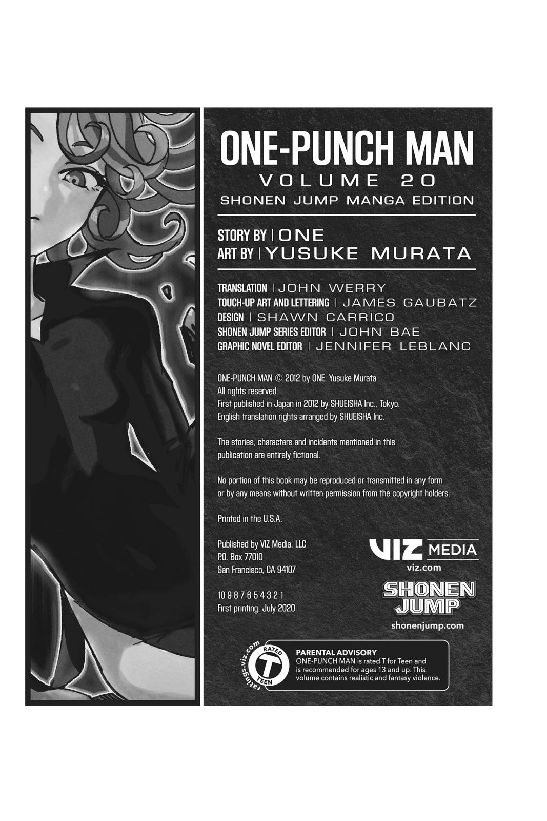 One-Punch Man, Chapter 96 image 120
