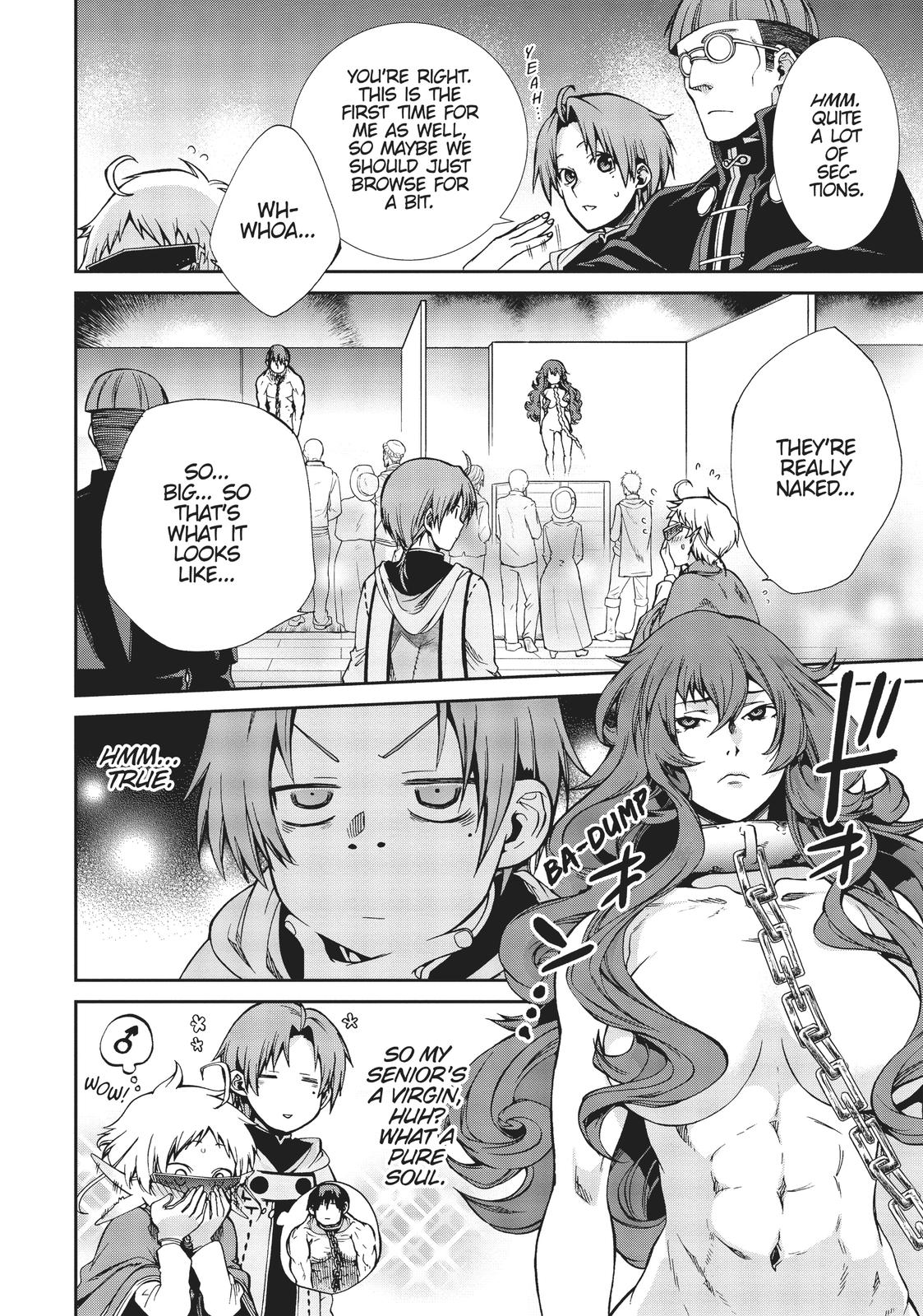 Mushoku Tensei, Chapter 58 image 016