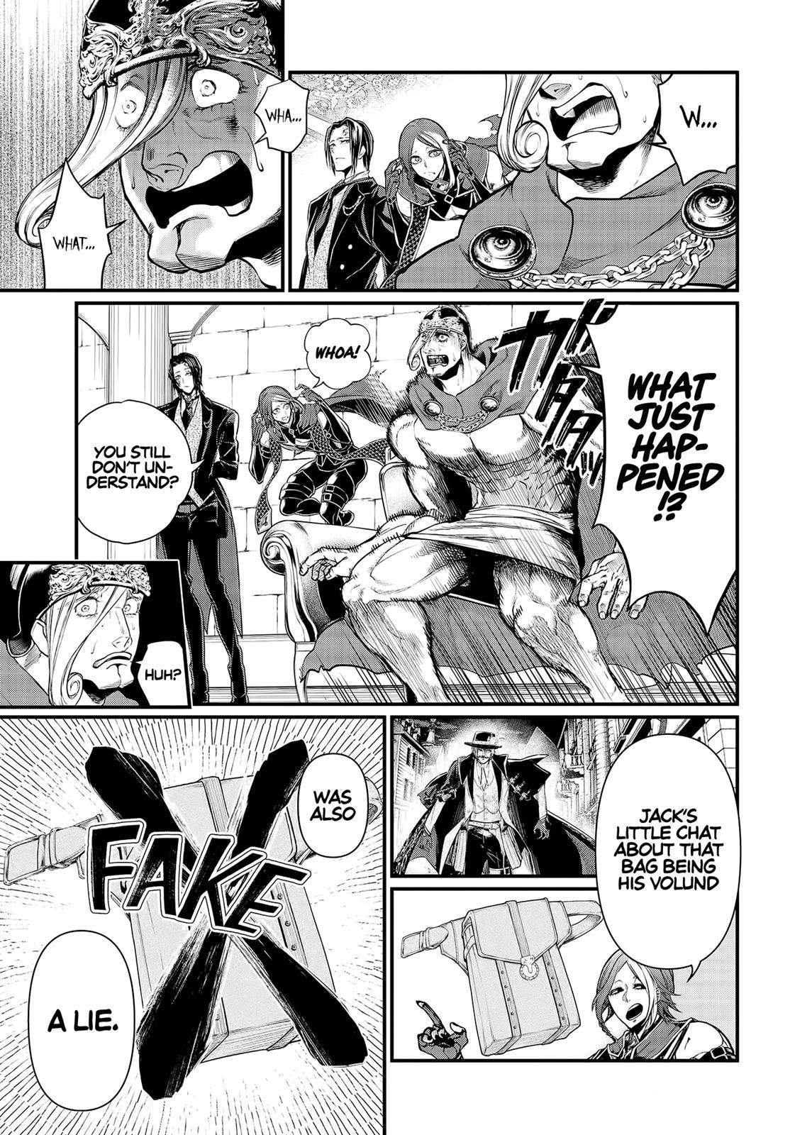 Shuumatsu no Valkyrie, Chapter 26 image 010