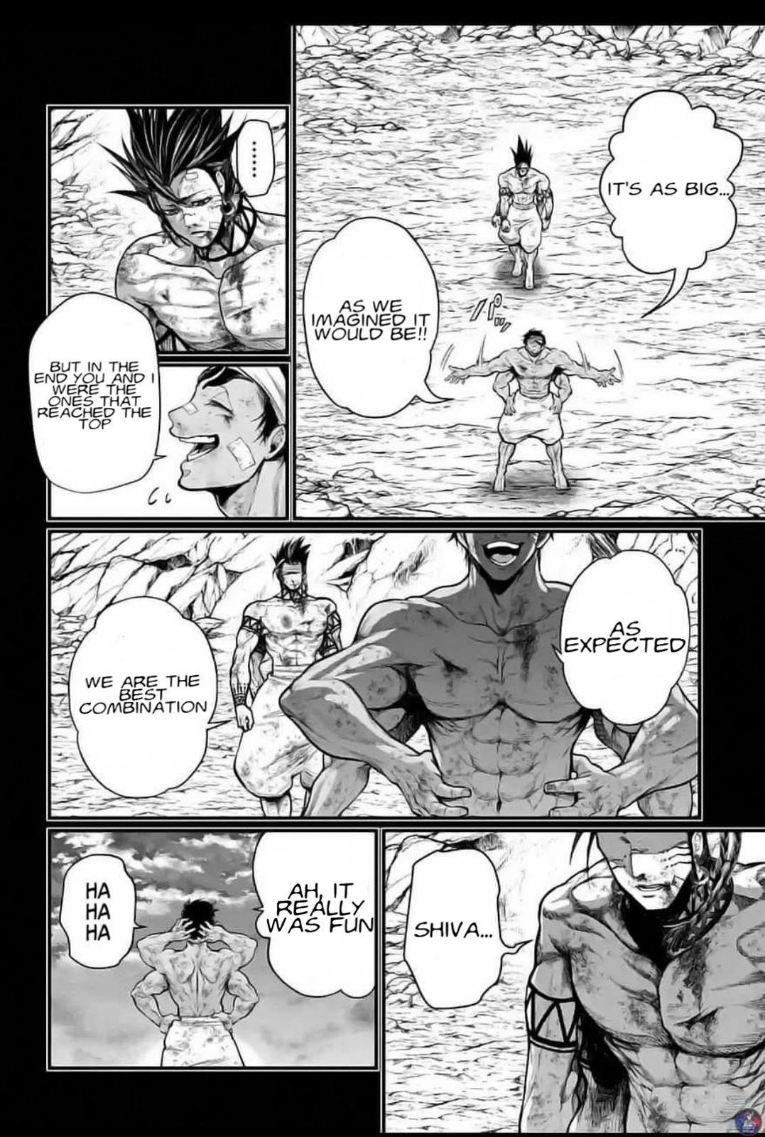 Shuumatsu no Valkyrie, Chapter 37 image 018