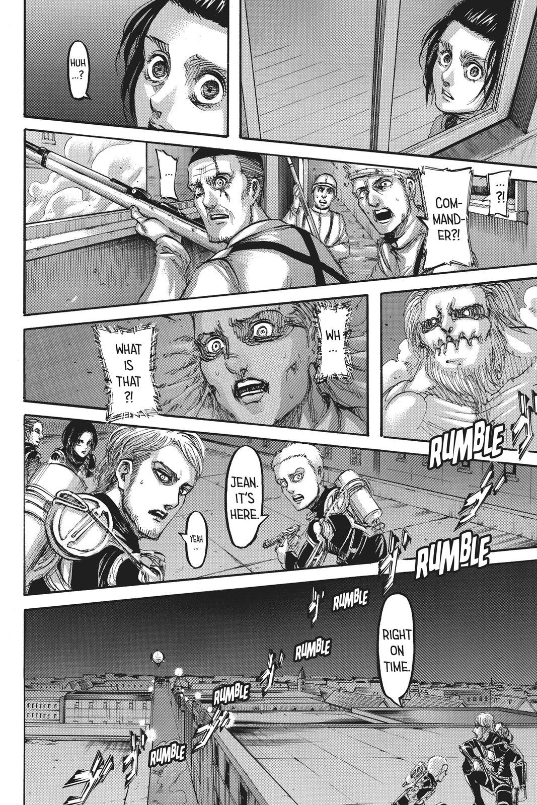 Attack On Titan, Episode 104 image 019