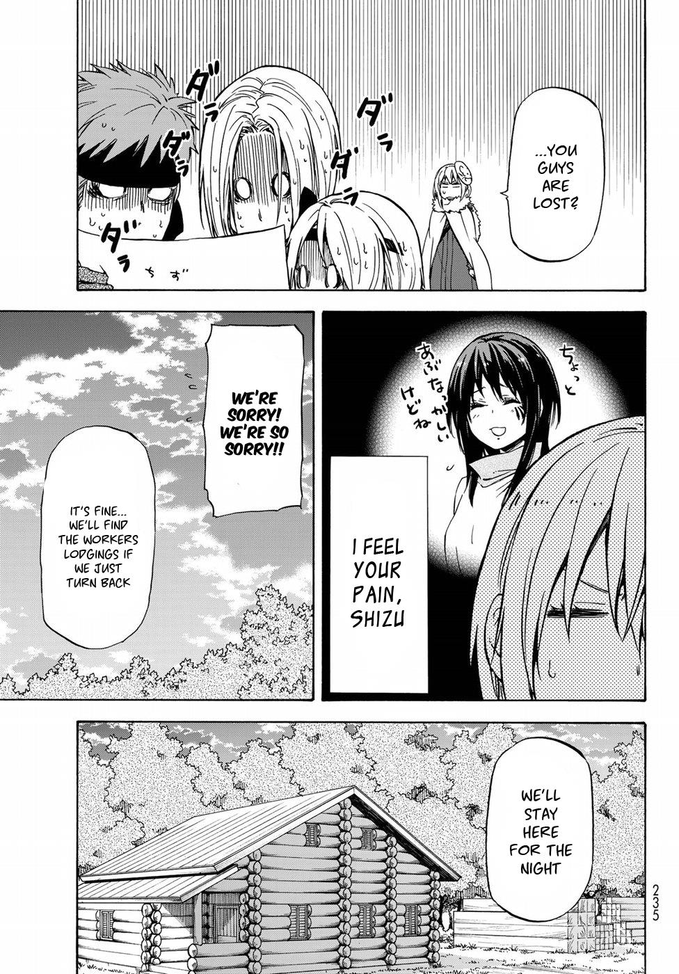 Tensei shitara Slime Datta Ken, Chapter 43 image 022
