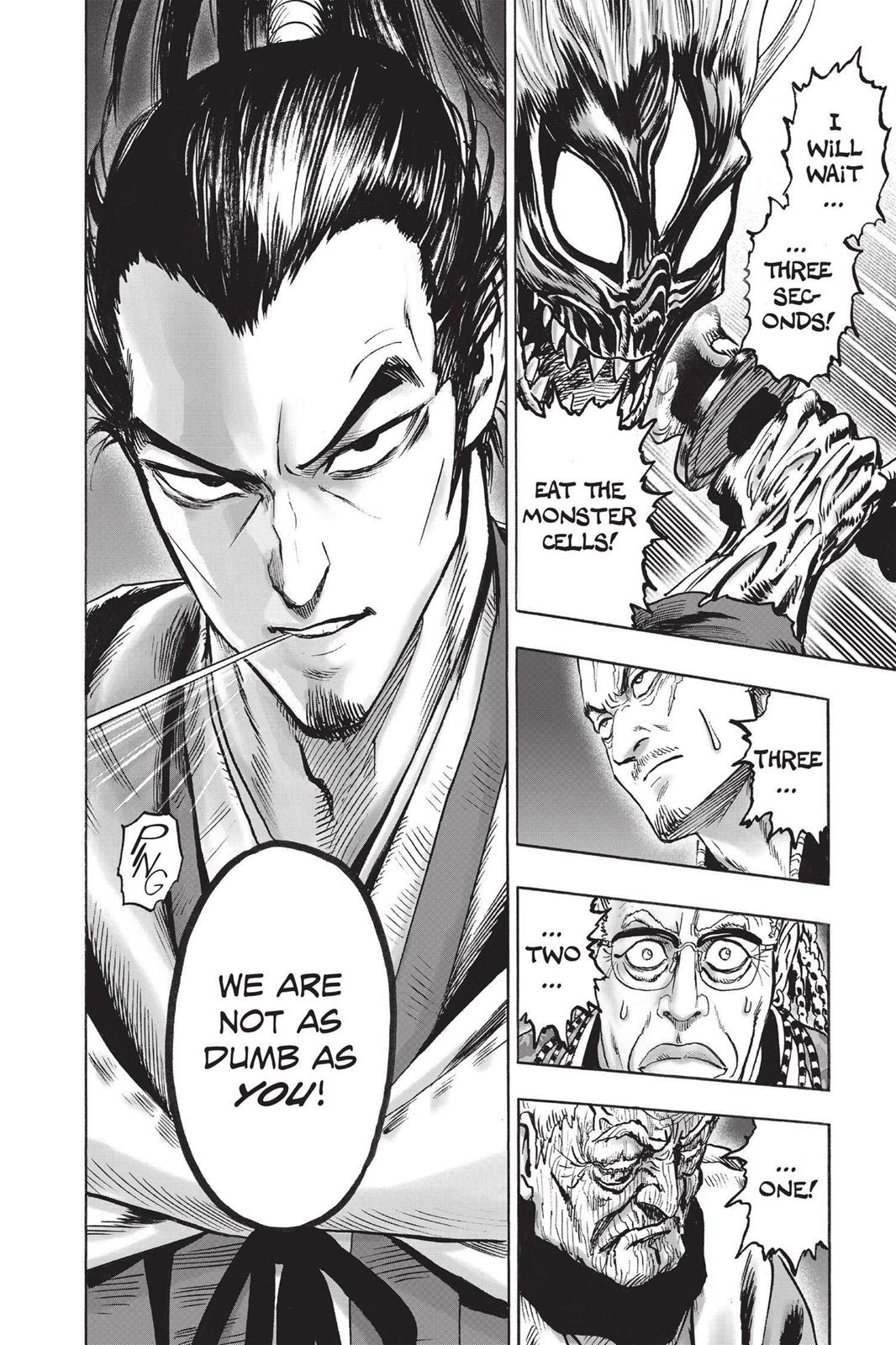 One-Punch Man, Chapter 69 image 022