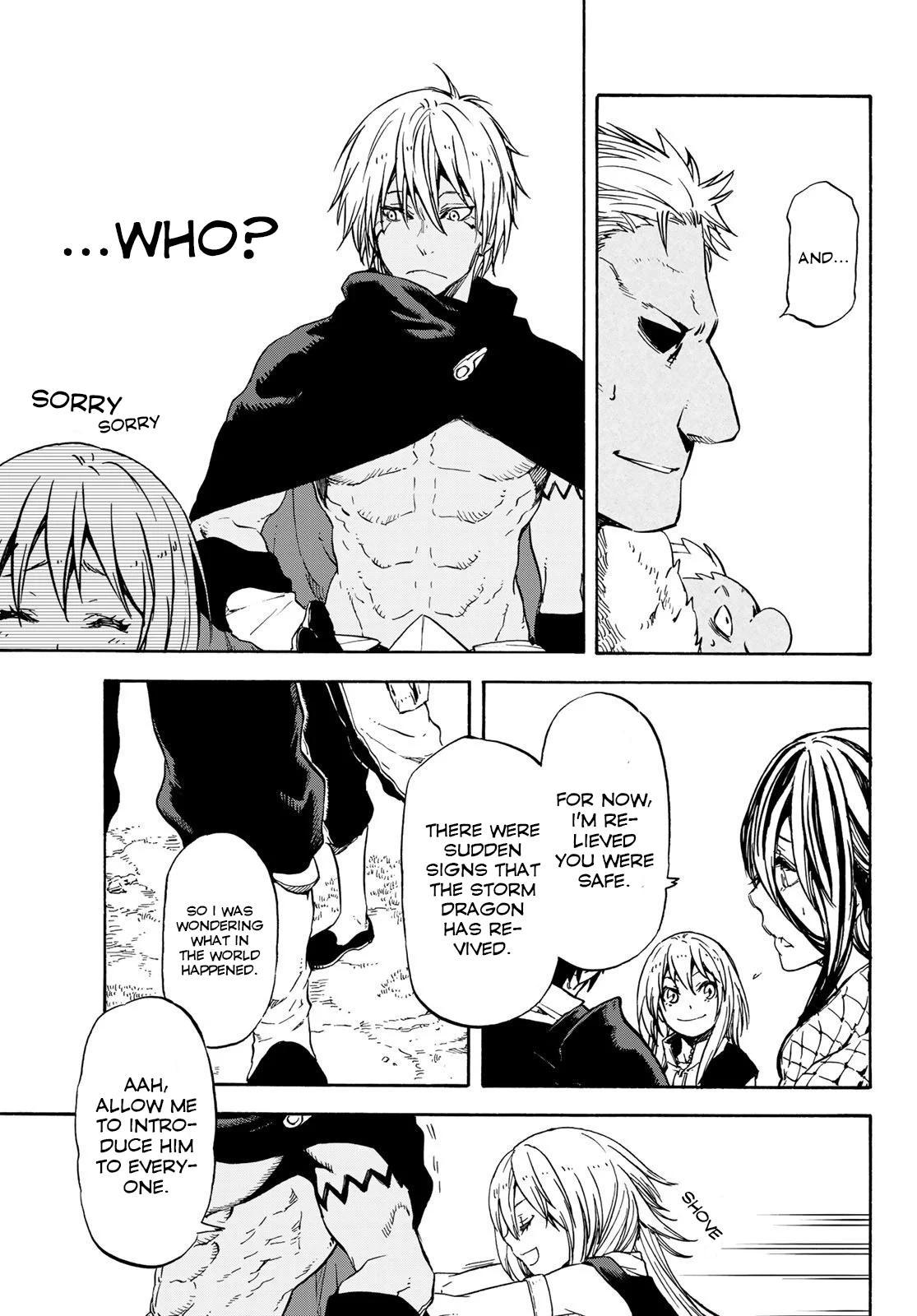 Tensei shitara Slime Datta Ken, Chapter 72 image 013