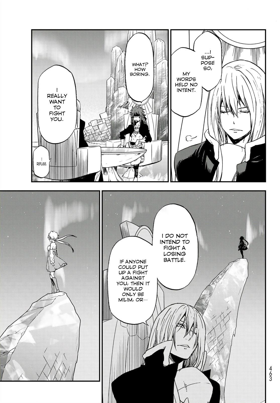 Tensei shitara Slime Datta Ken, Chapter 76 image 025