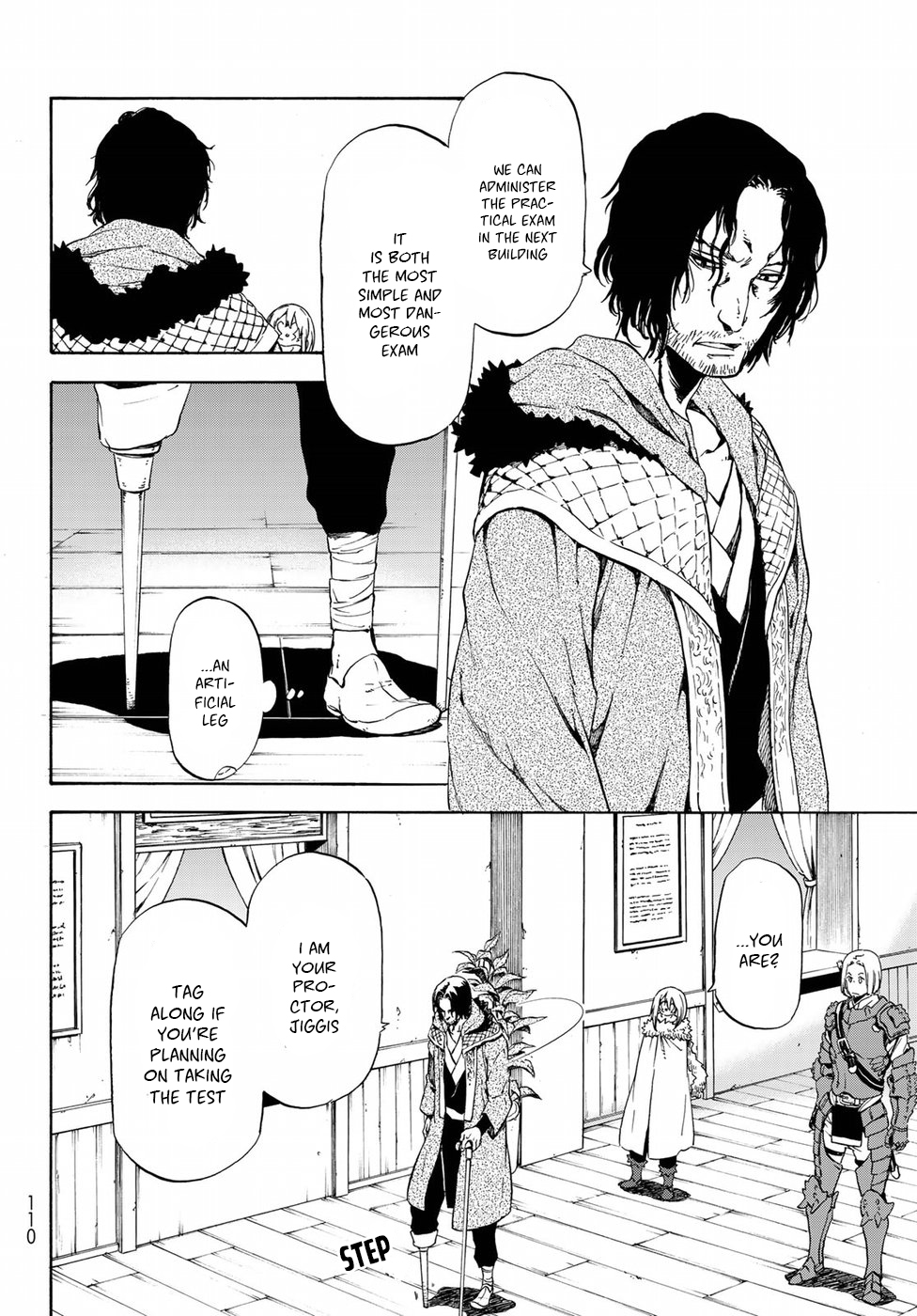 Tensei shitara Slime Datta Ken, Chapter 44 image 013
