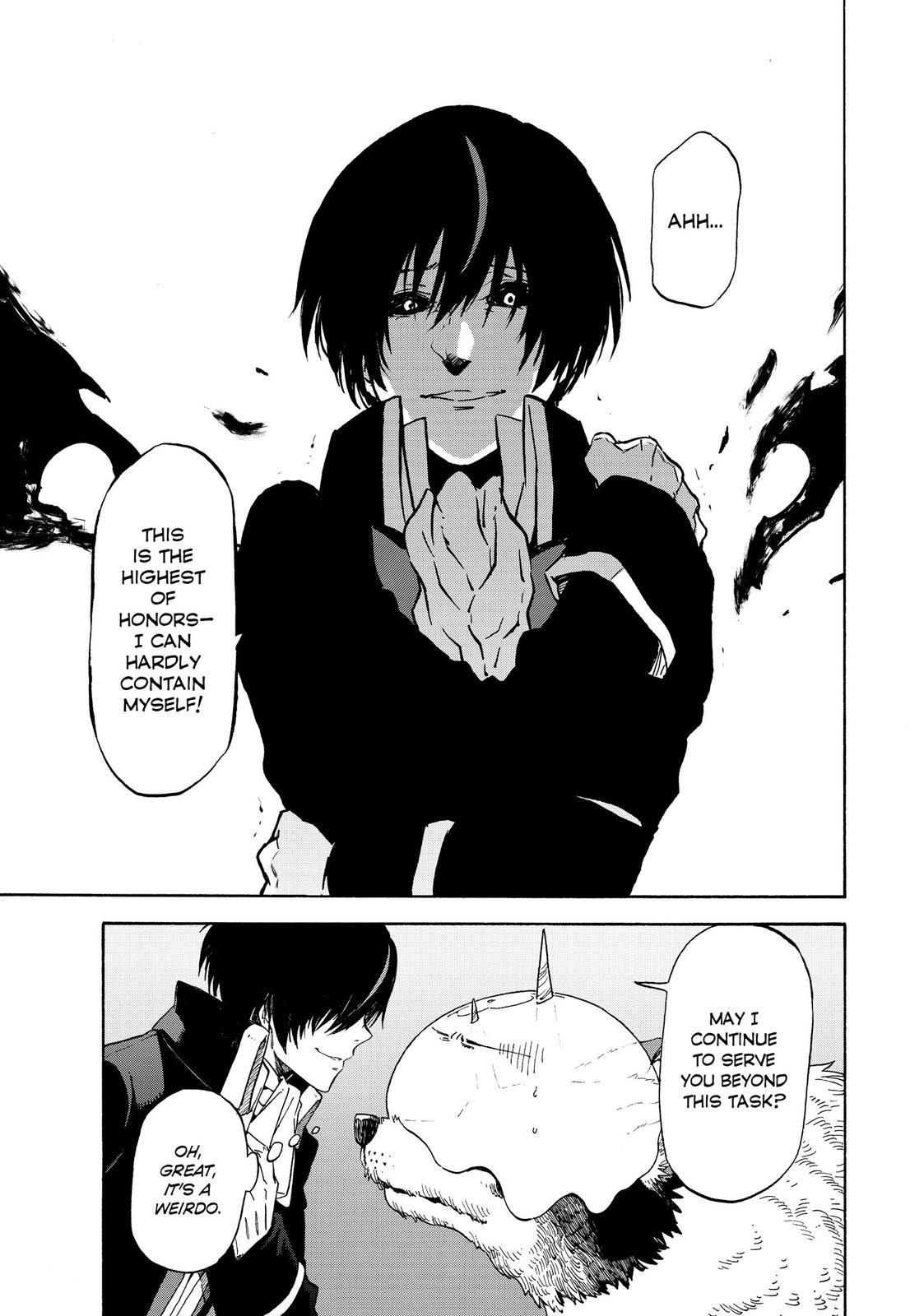 Tensei shitara Slime Datta Ken, Chapter 67 image 014