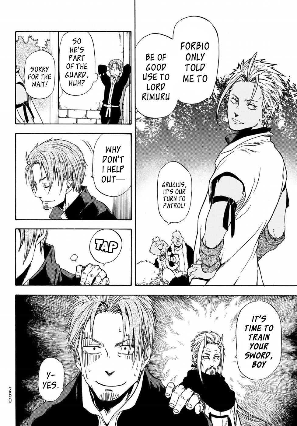 Tensei shitara Slime Datta Ken, Chapter 41 image 005