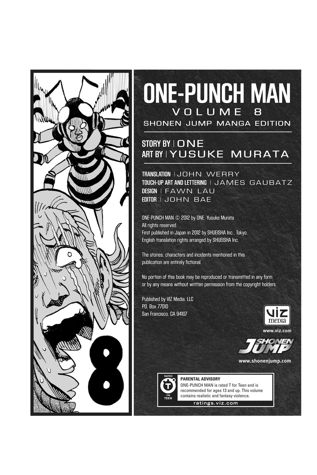 One-Punch Man, Chapter 40.6 image 026